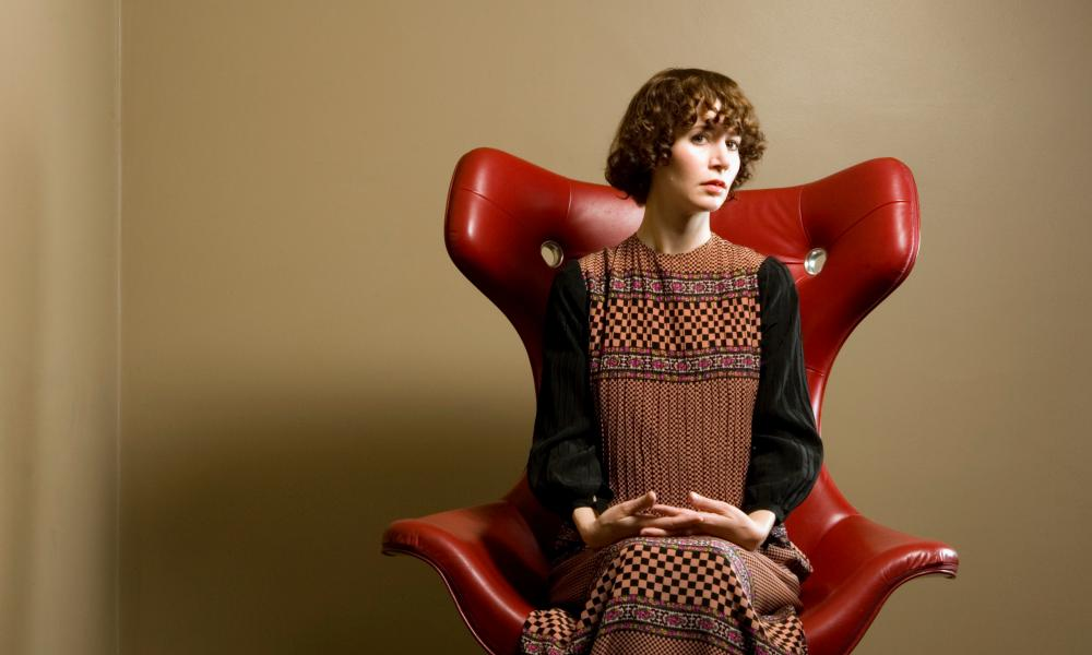 Miranda July photographed at the Mayfair Hotel in Central London . Miranda July is an American performing artist , writer , actress and film director .