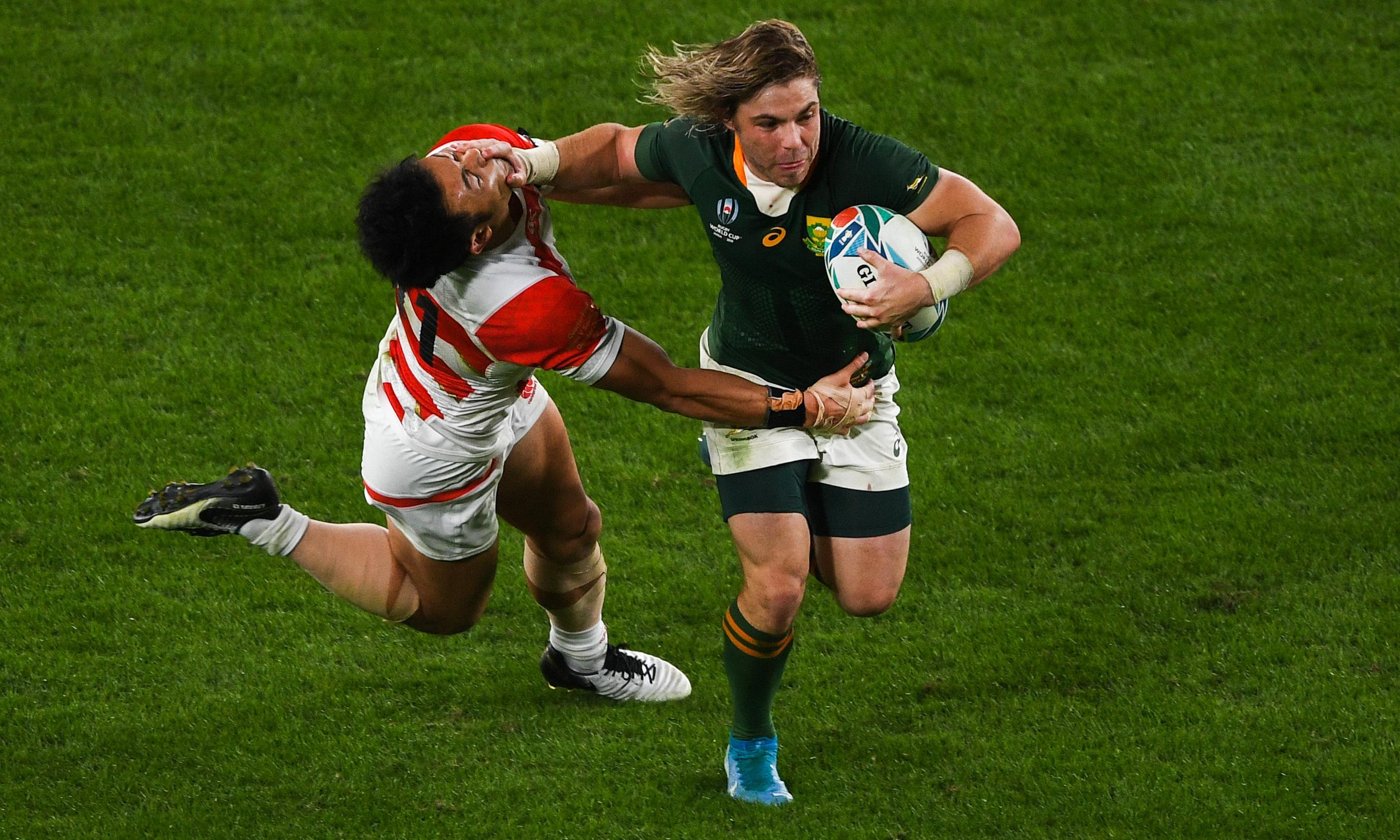 Faf de Klerk: 'I guess moving to England was a blessing in disguise'