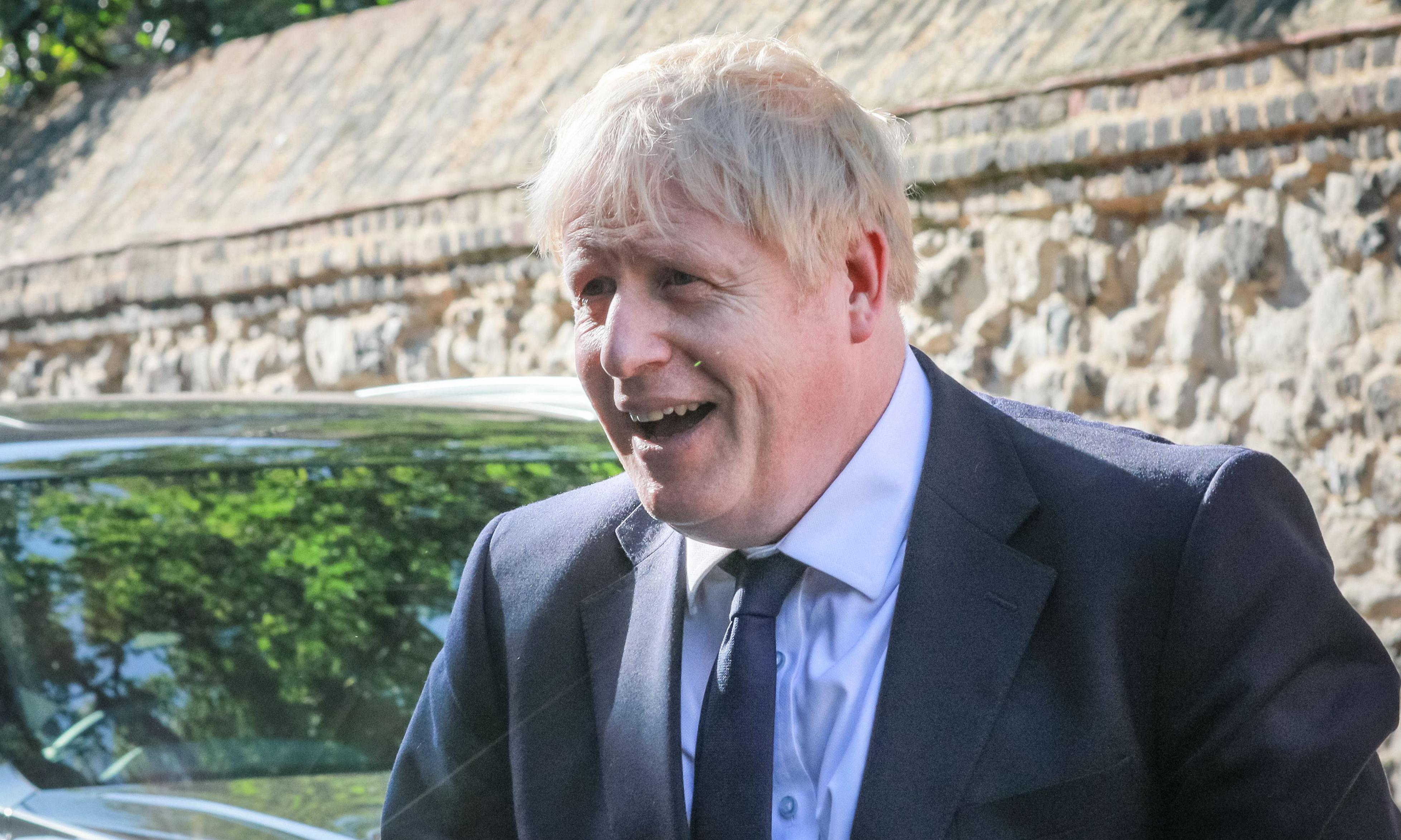 Tory rebels warn Boris Johnson: ditch no deal or face fight for survival