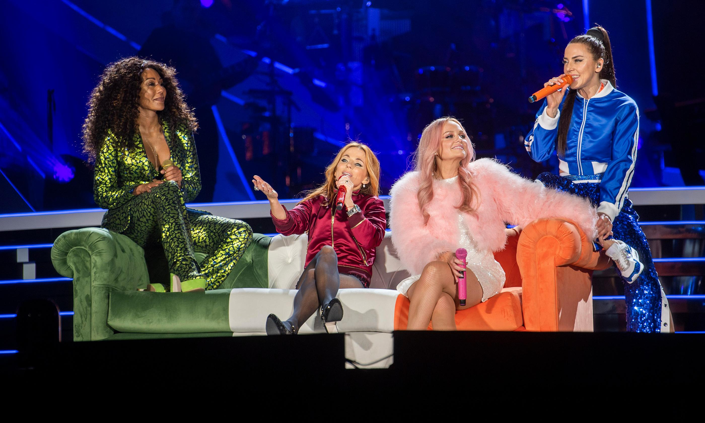 Spice Girls fans complain of 'awful' sound at Dublin gig