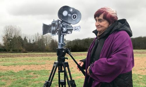 Varda by Agnès review – inspiring look at a life in cinema