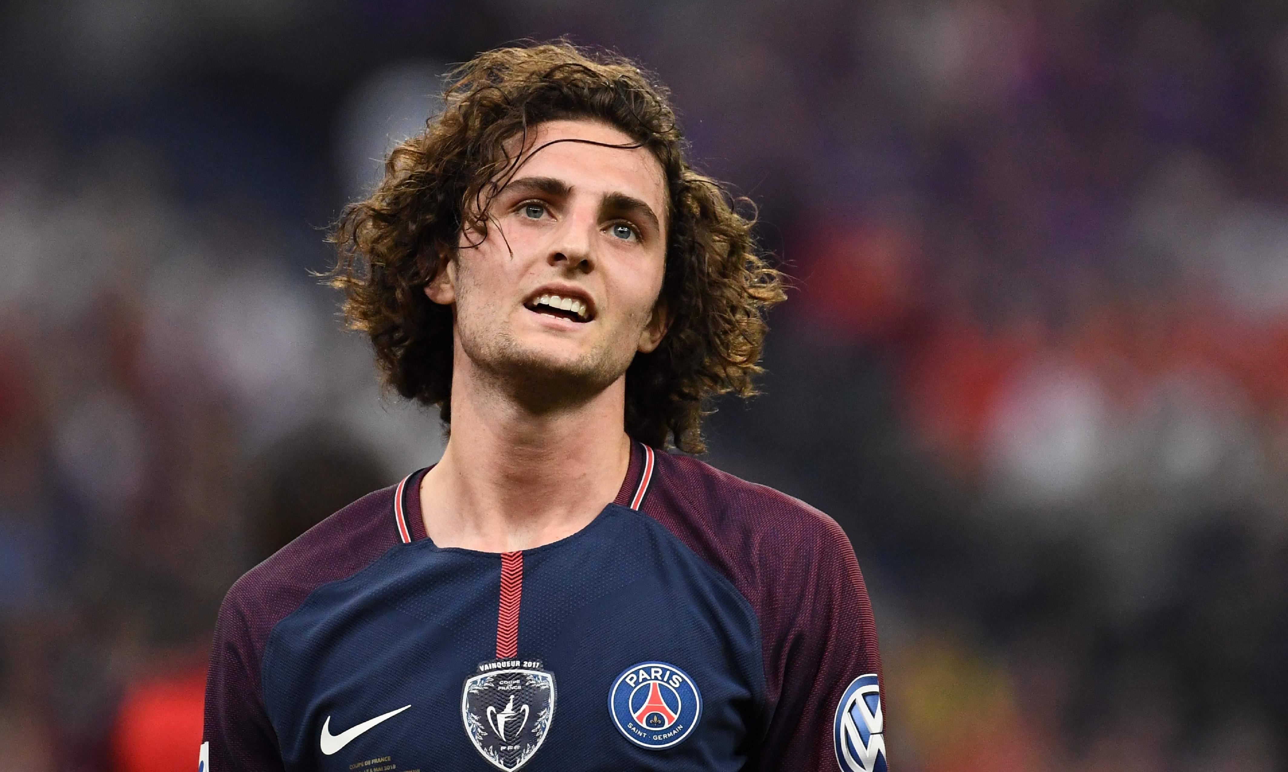 Adrien Rabiot: the golden boy who became PSG's French football outcast
