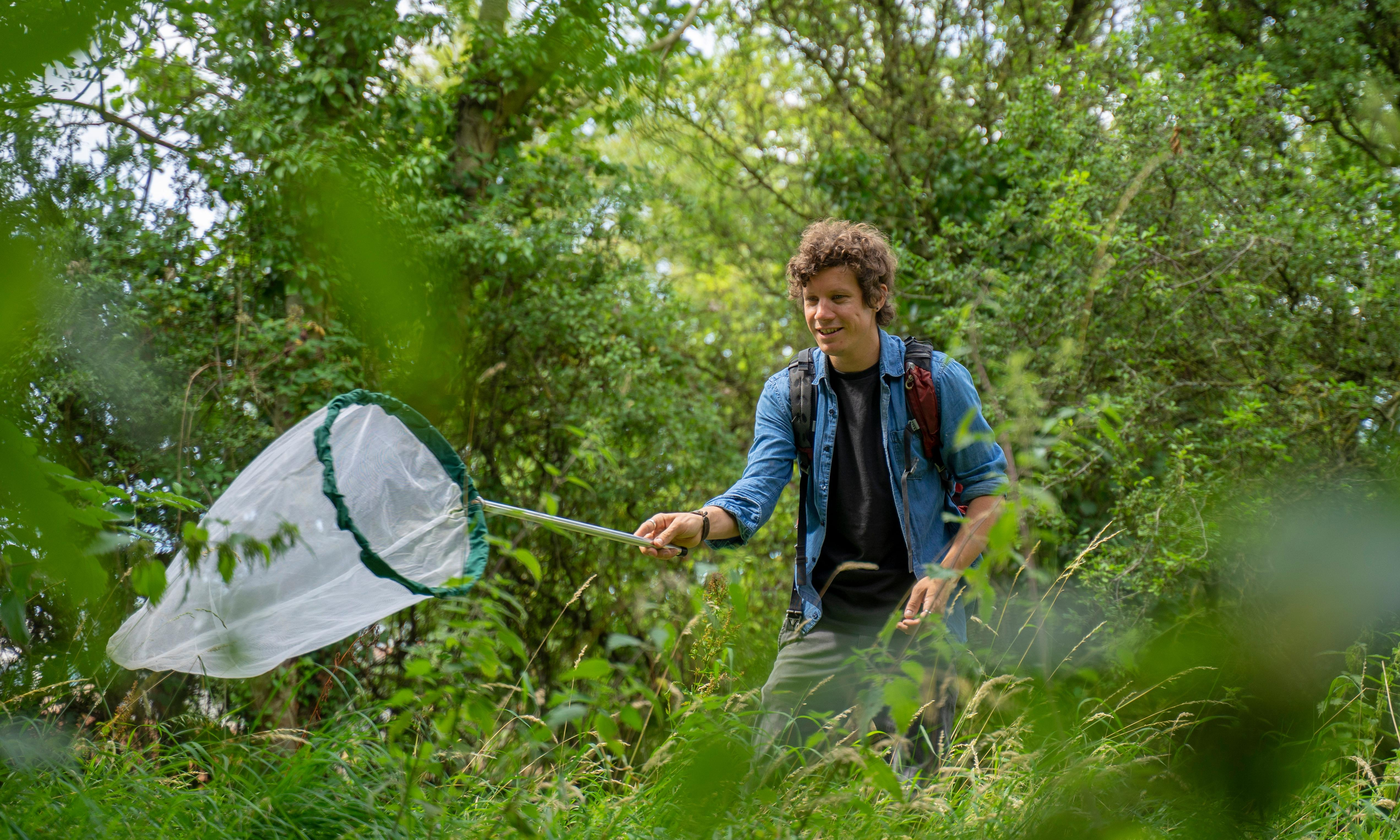 Good nature: citizen science trips and holidays in the UK