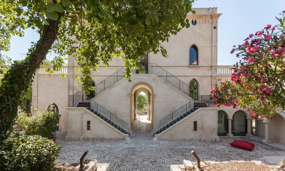 Villa Boscarino, Sicily