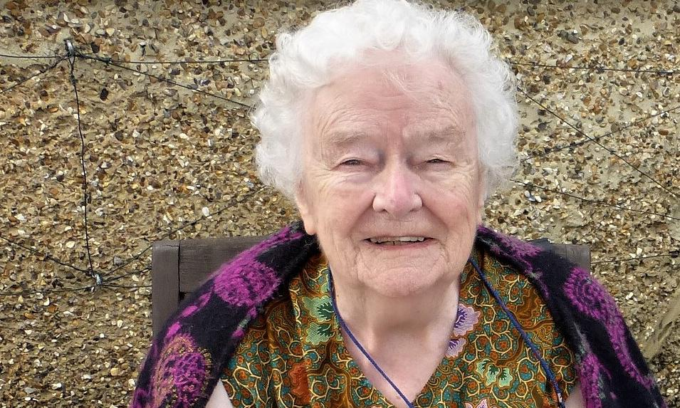 Jo Vellacott obituary