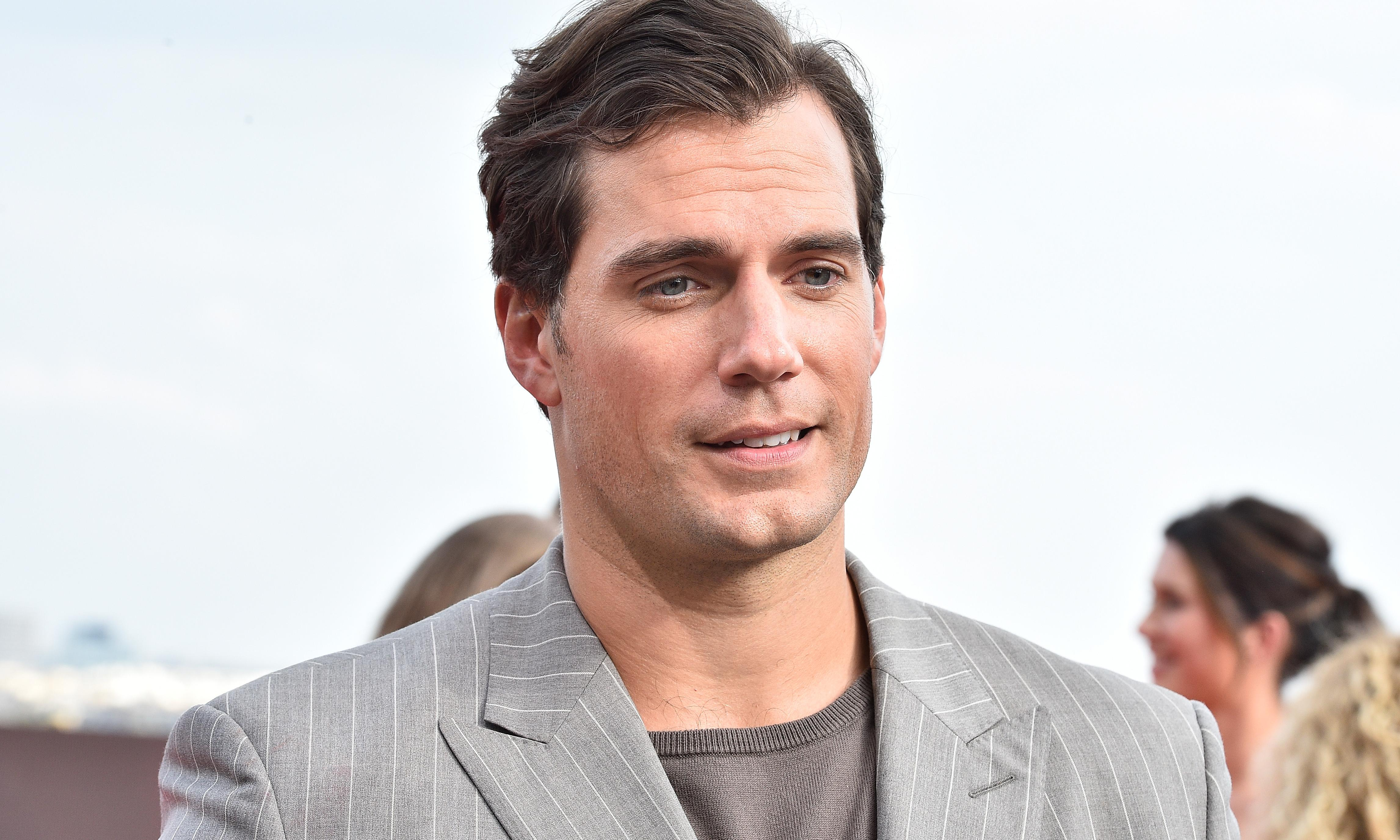 Henry Cavill apologises for comments on #MeToo