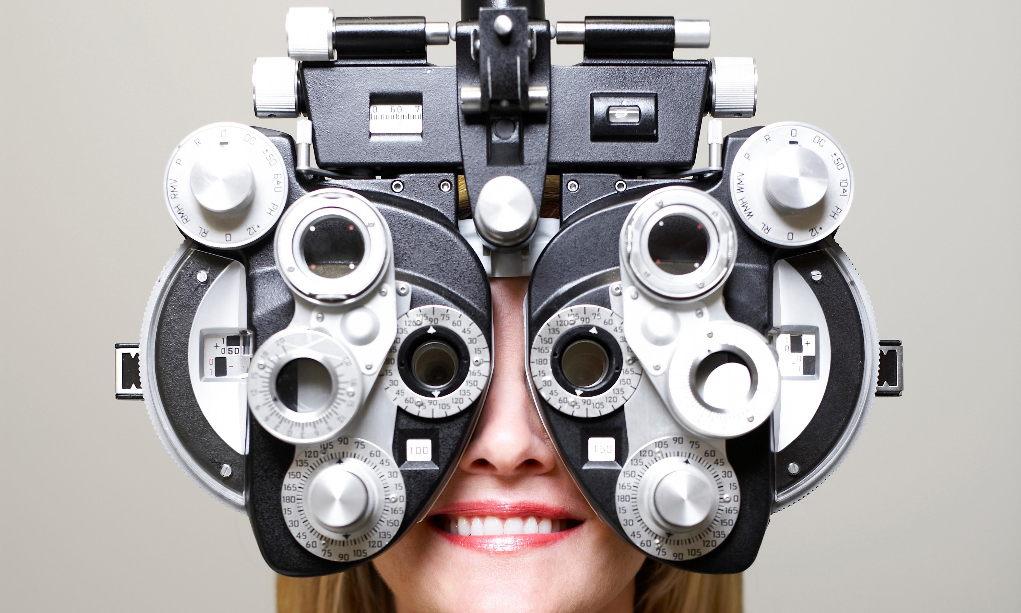 How should you look after your eyes?