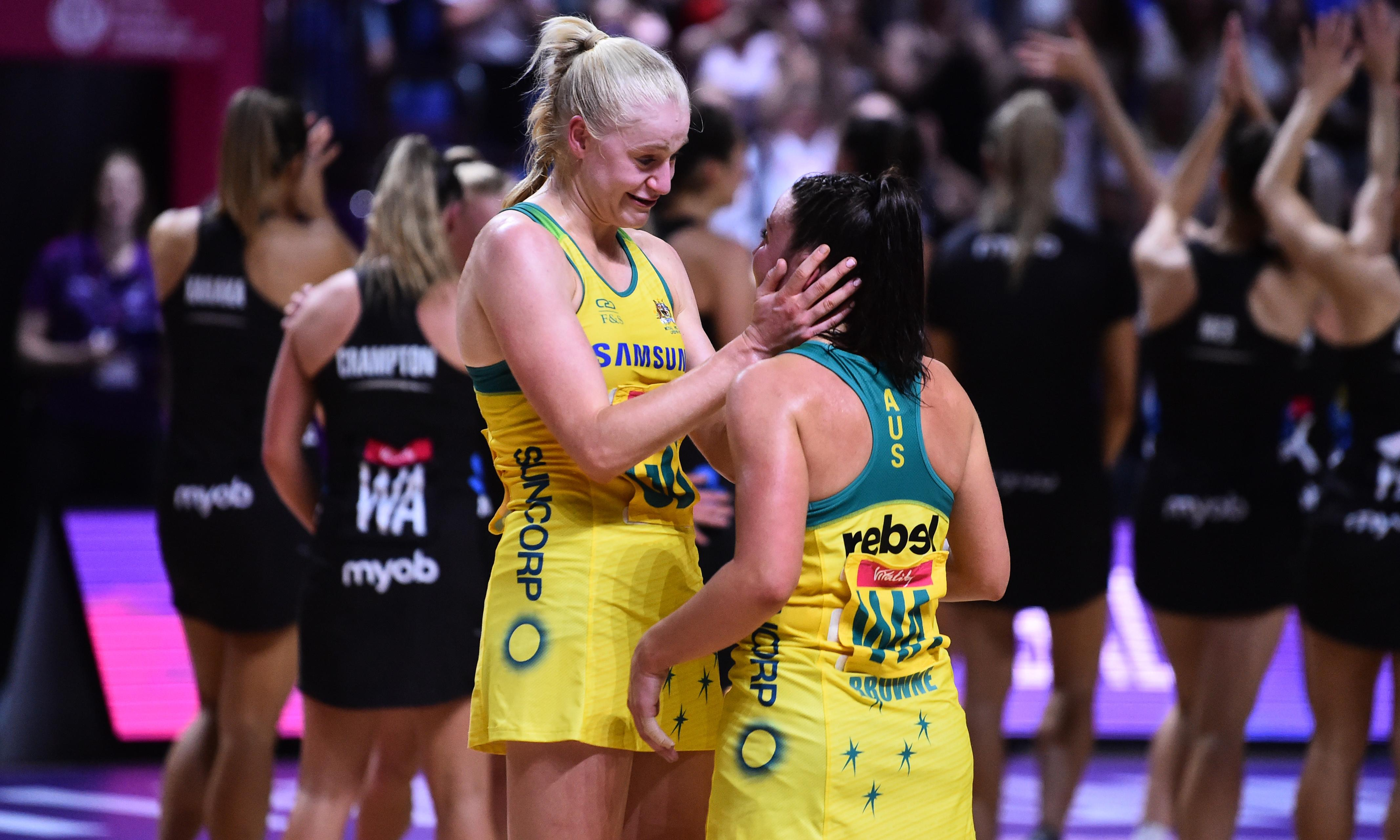 'It's not good enough': Australian Netball World Cup defeat prompts soul-searching