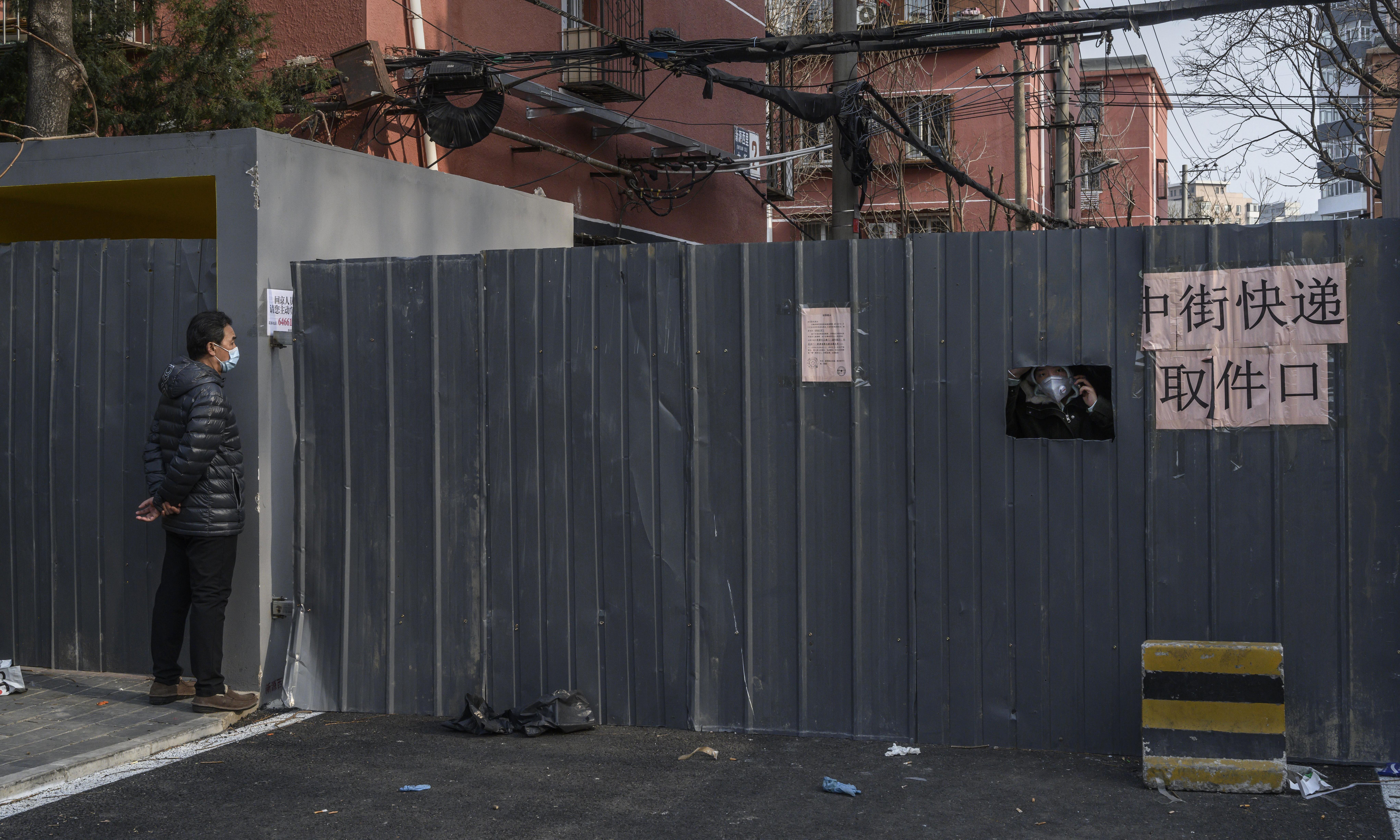 China: child found home alone with dead grandfather amid coronavirus lockdown