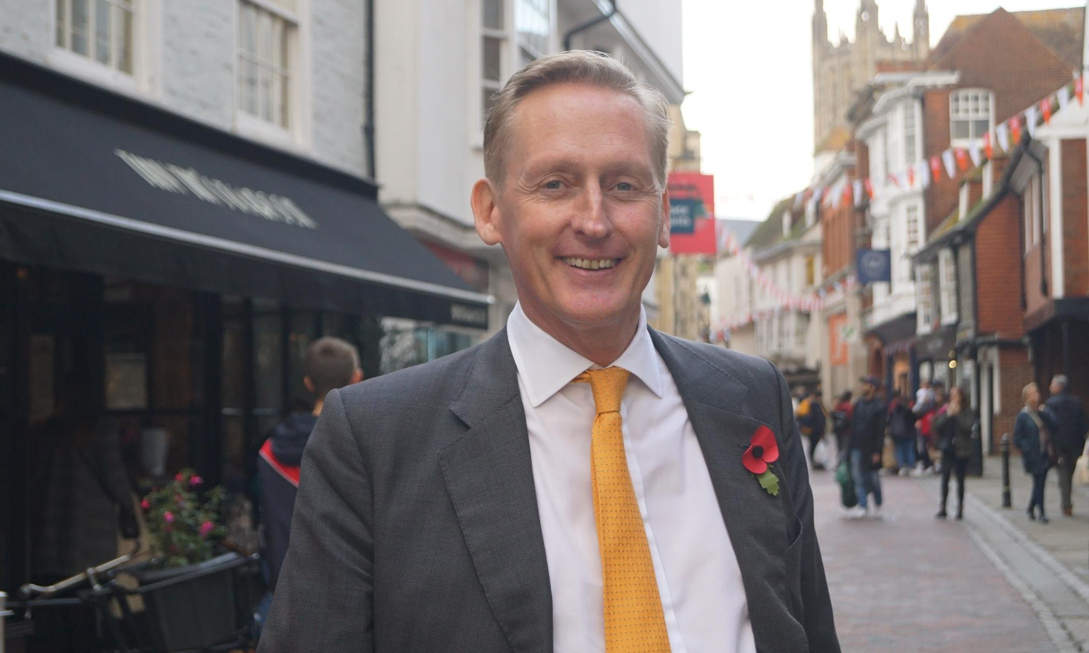 Rift in Lib Dem ranks as candidate stands aside in bid to thwart Tories