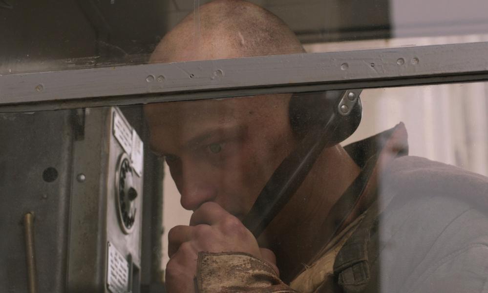 Absconder ... Yuri Borisov in Captain Volkonogov Escaped