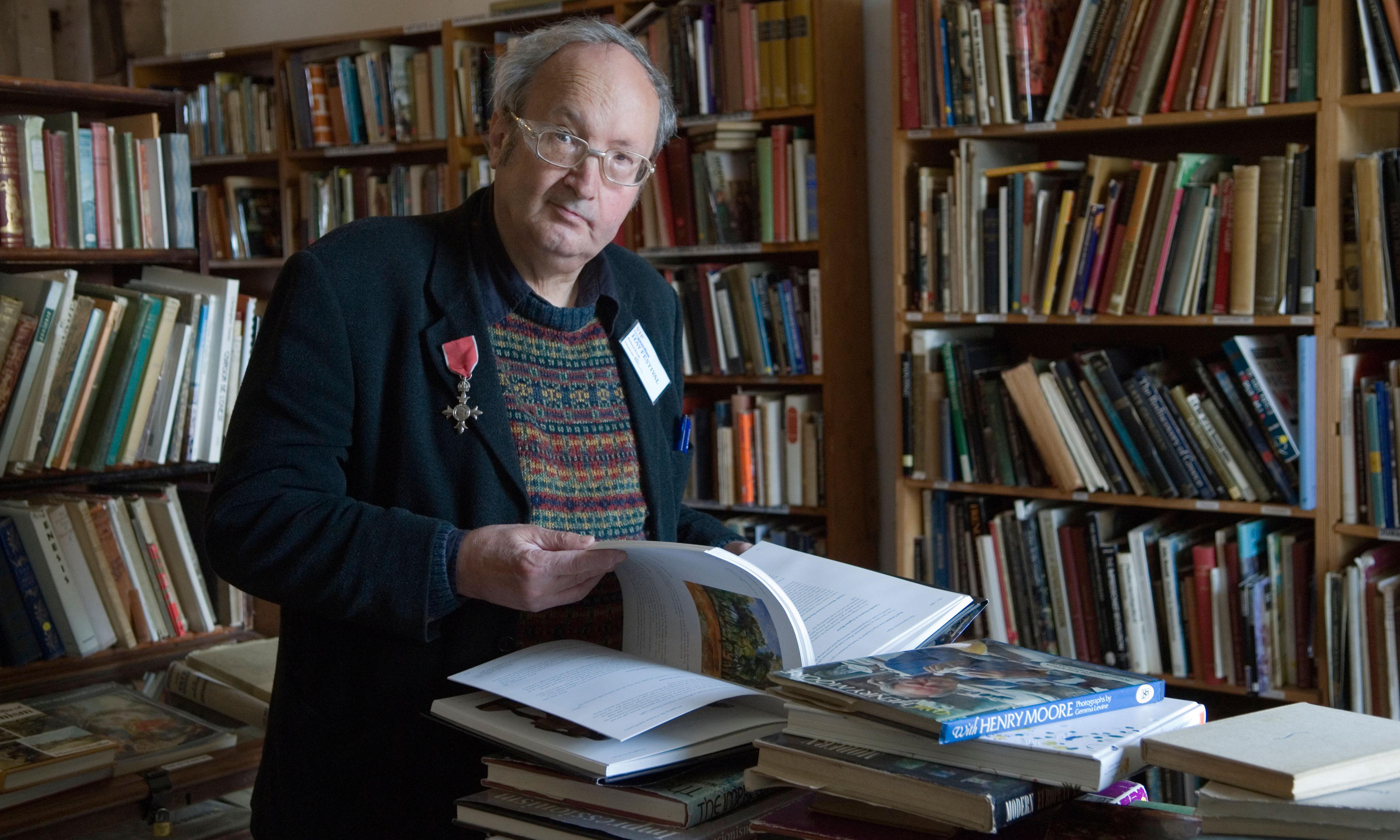 Richard Booth obituary