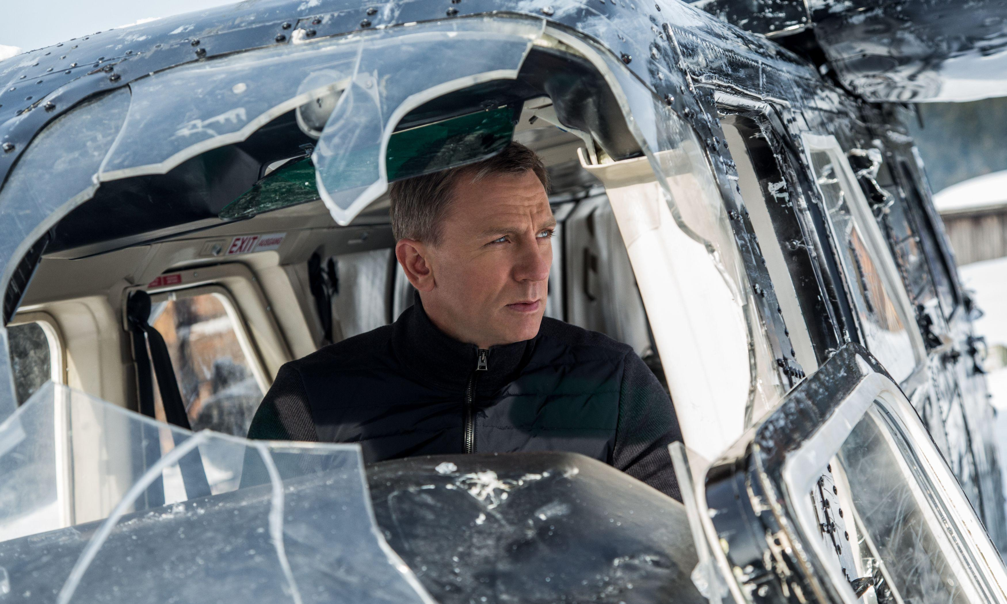 Face-palm for 007: new Bond title gives Daniel Craig flimsy send-off