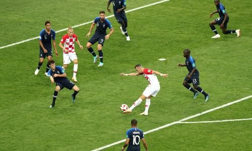 Image result for perisic goal vs france