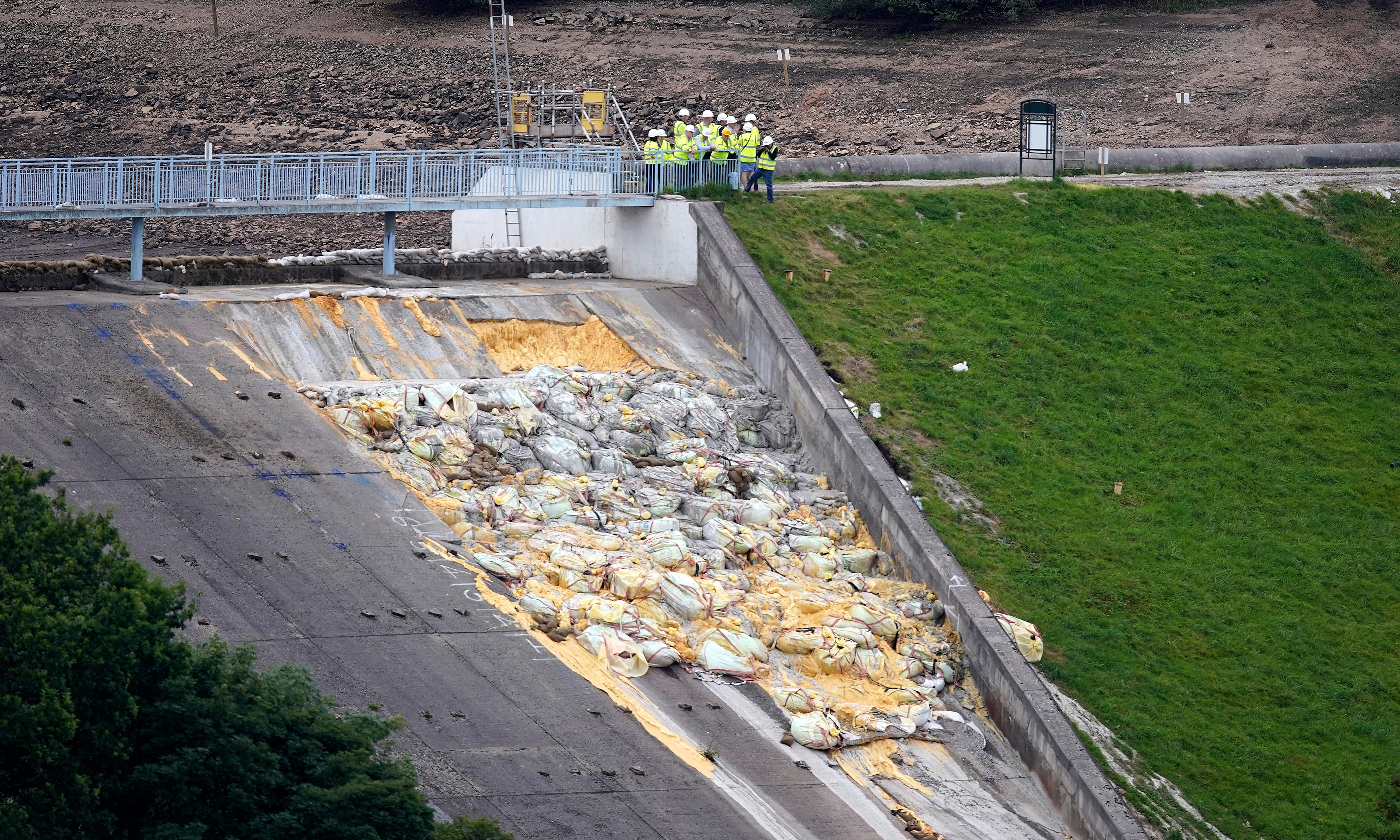 Disaster tourism arrives in Whaley Bridge after dam incident