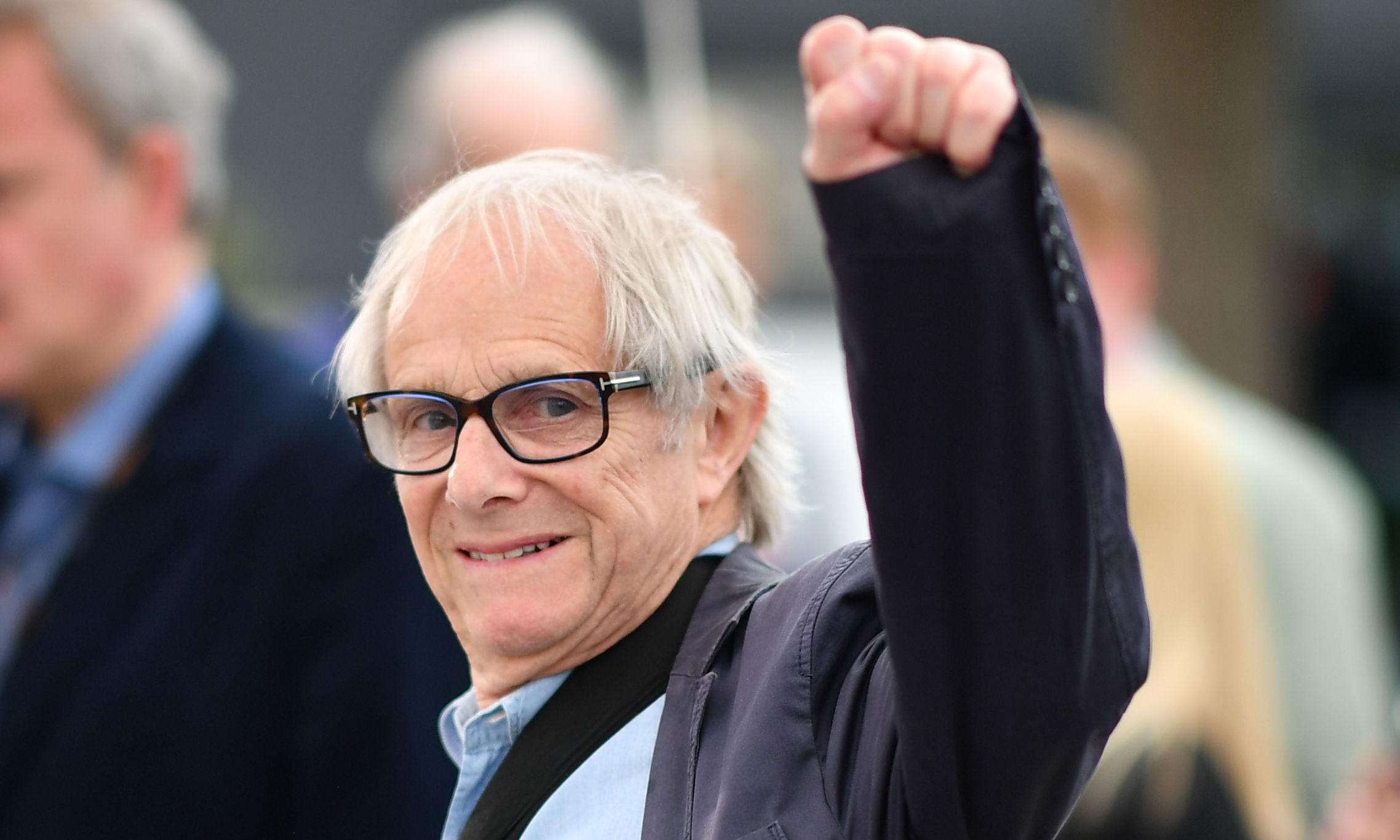 It's shameful that Ken Loach is the only Brit in the Cannes competitions