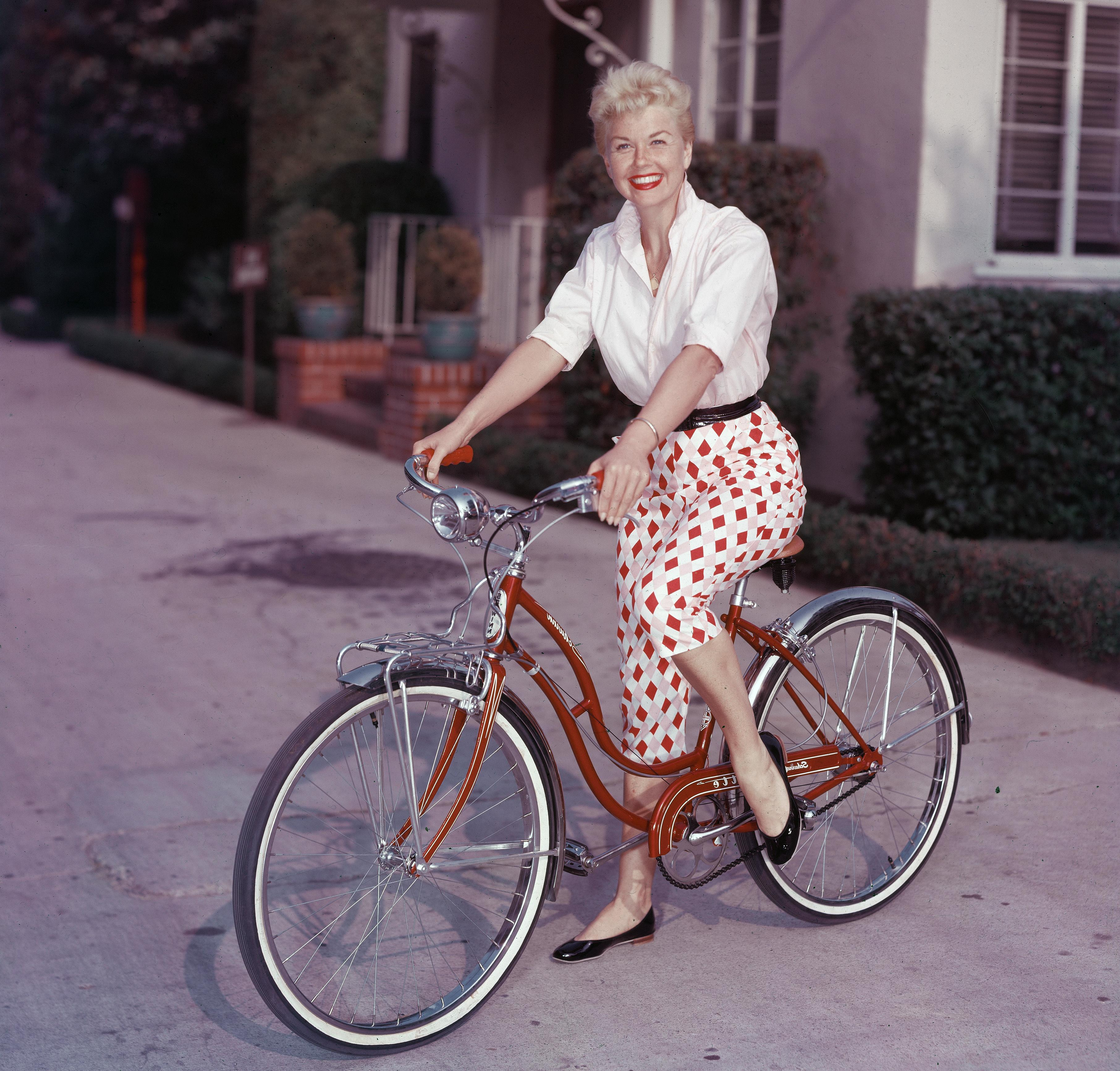 Doris Day's public image was the one role she could never shake off
