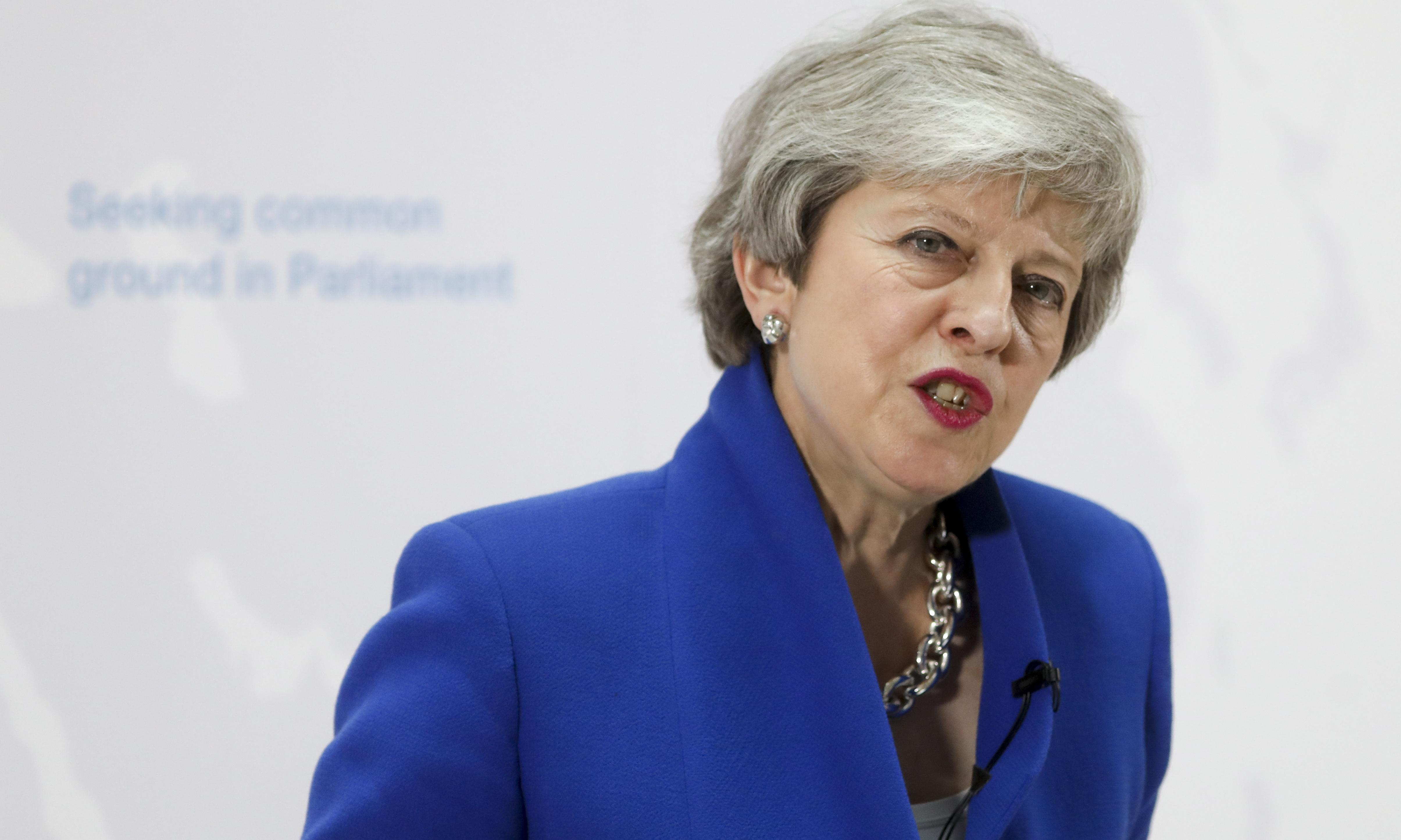 May's offer was neither 'new' nor bold. It will be her final failure