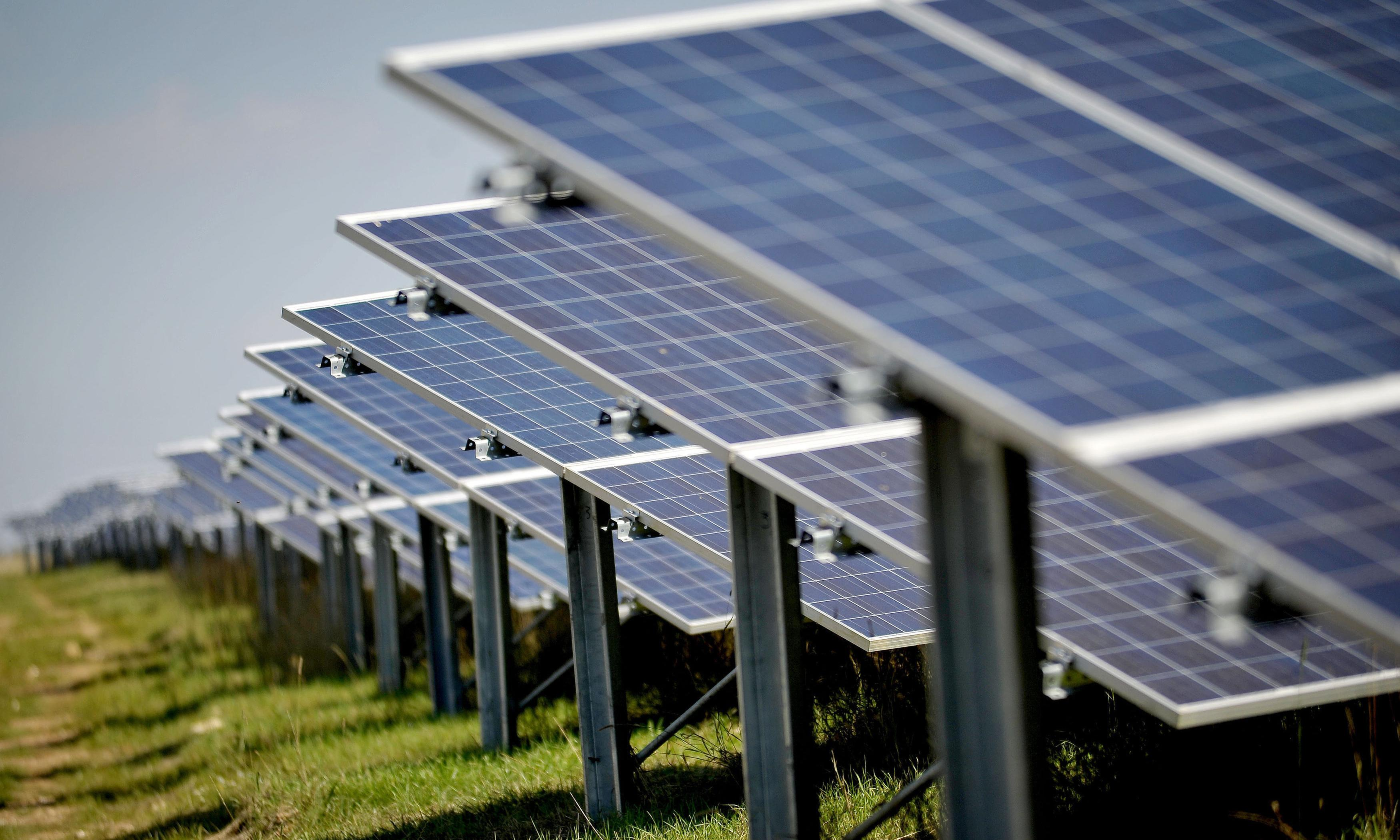 Scottish Power to invest in solar energy for the first time