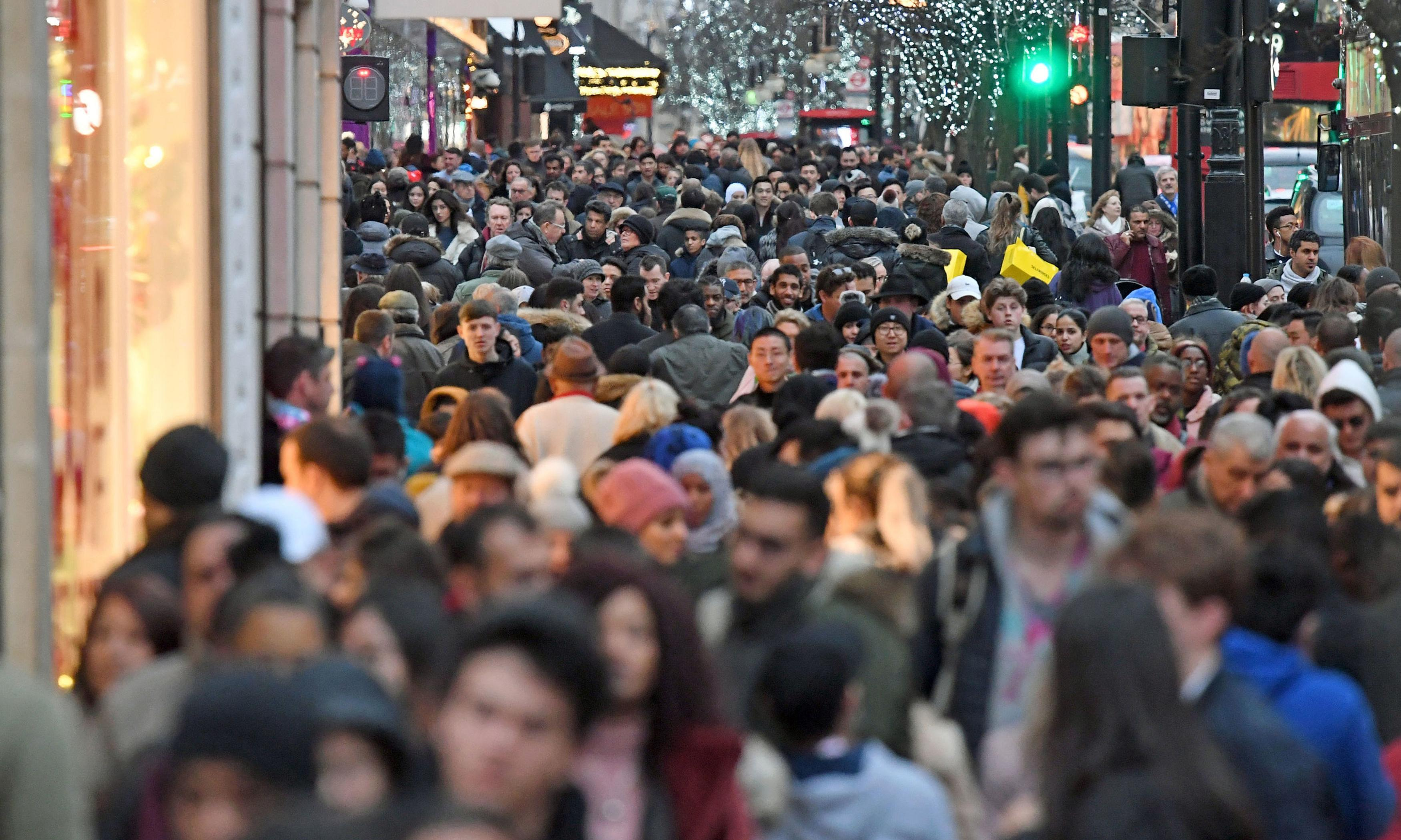 Most shoppers say Brexit has not affected spending habits