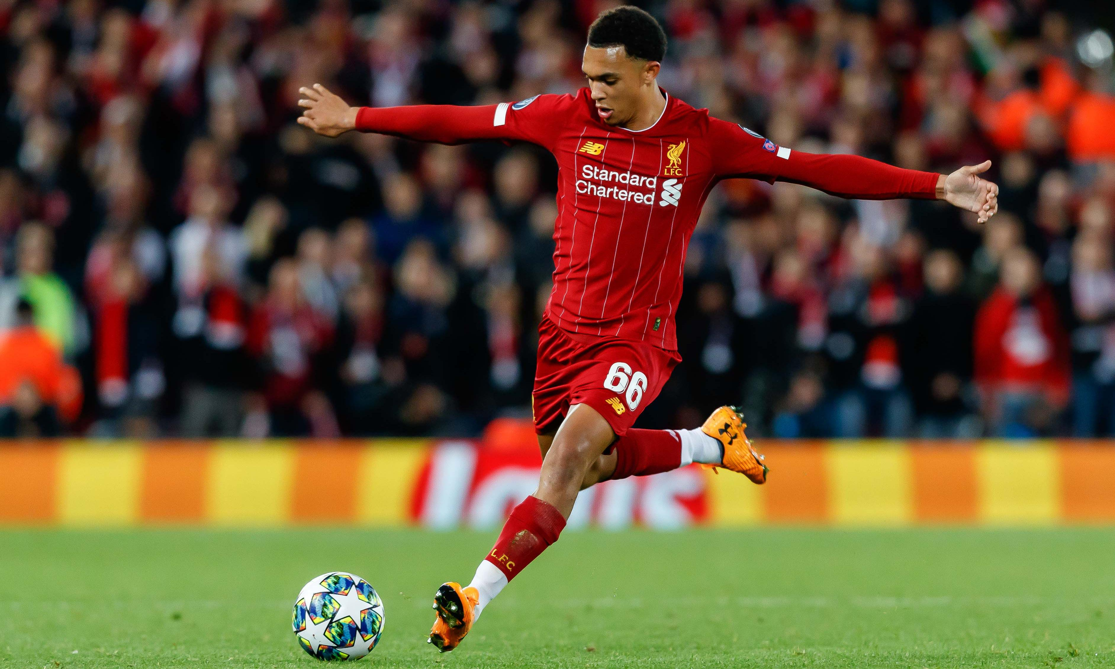 Could Trent Alexander-Arnold end up playing in midfield for Liverpool?