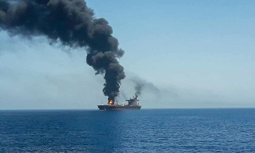 US seeks to 'build international consensus' blaming Iran for tanker attacks