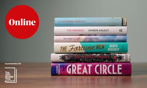 The 2021 Booker prize shortlist