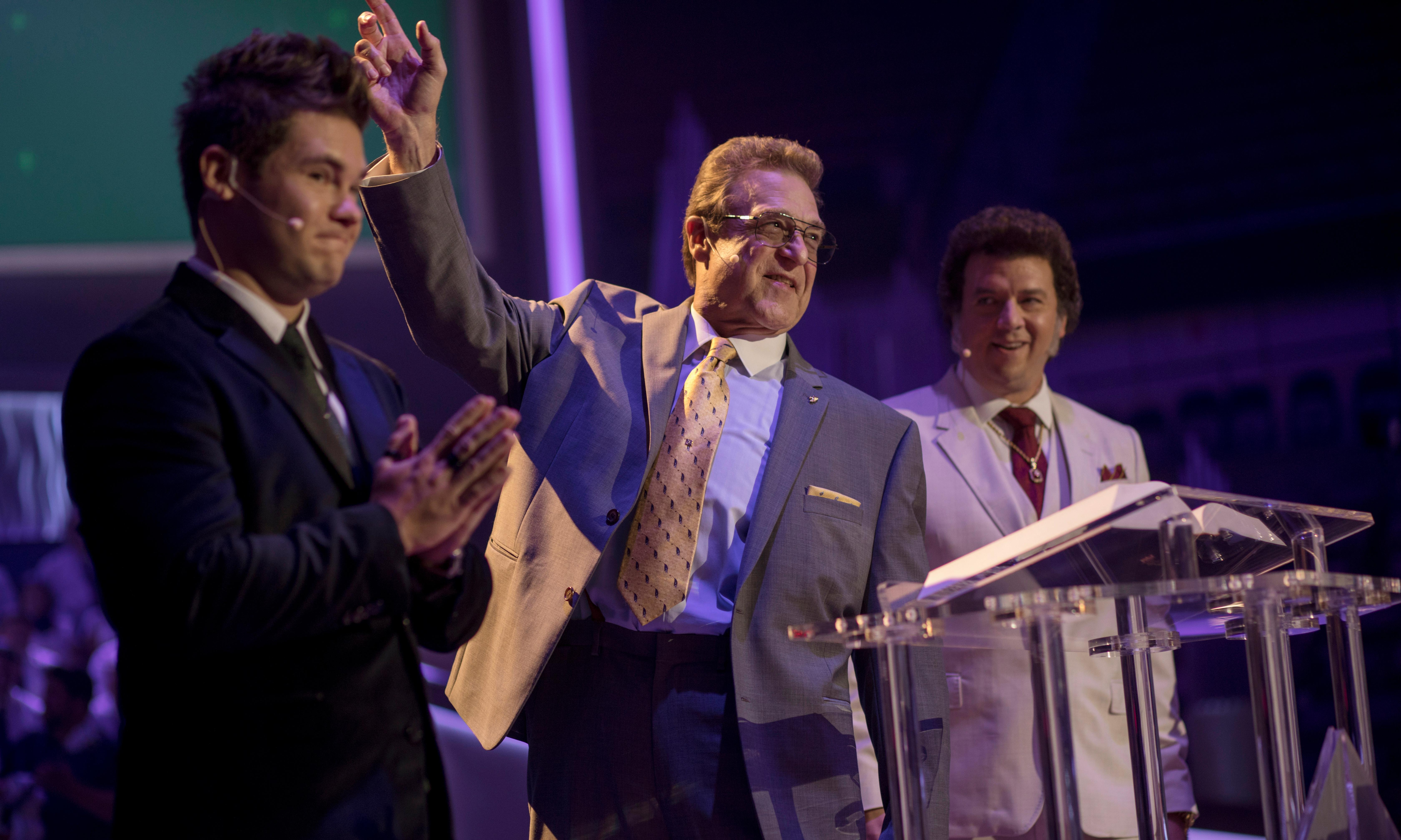 The Righteous Gemstones review – if Tony Soprano opened a megachurch
