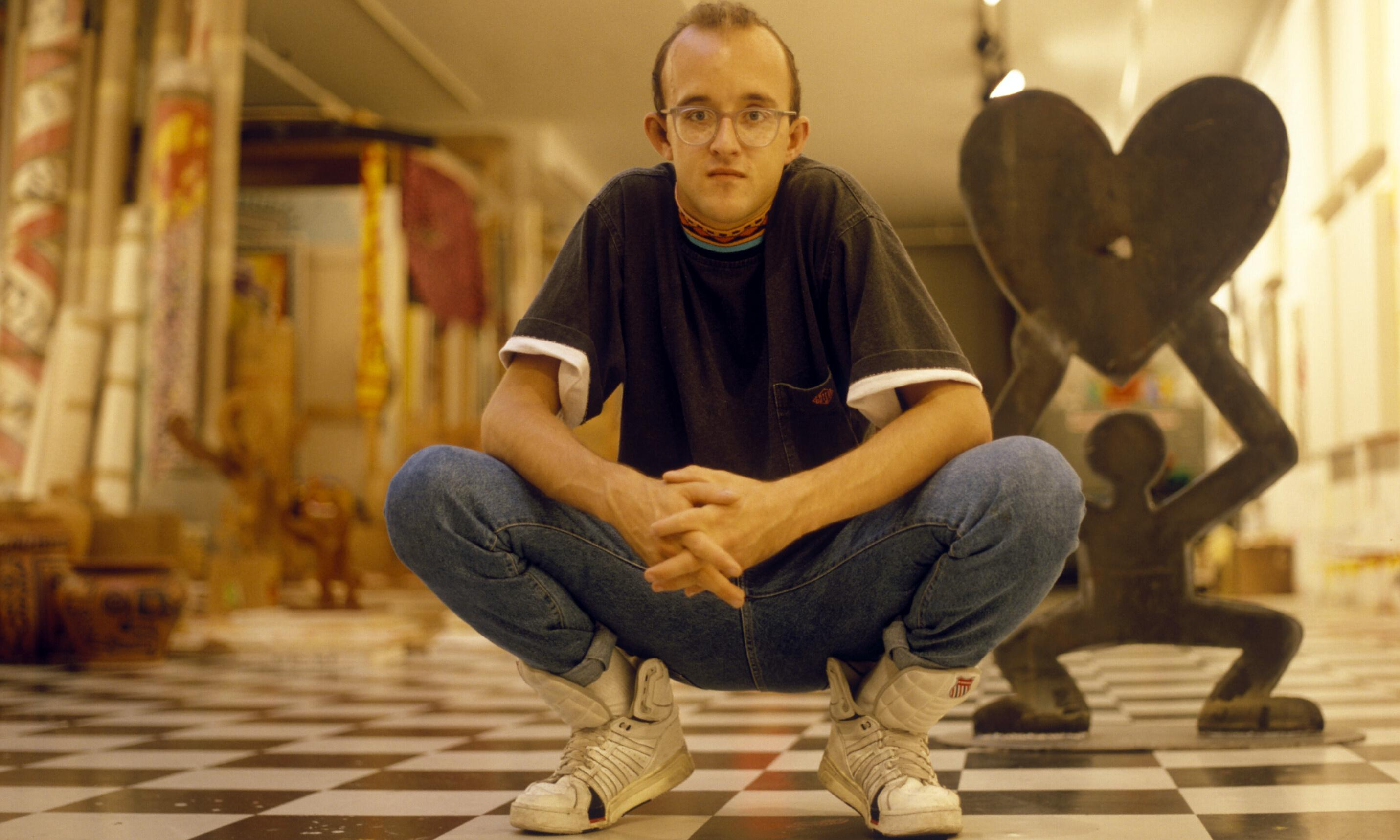 'It's the fun and joy I remember': Keith Haring by his friends