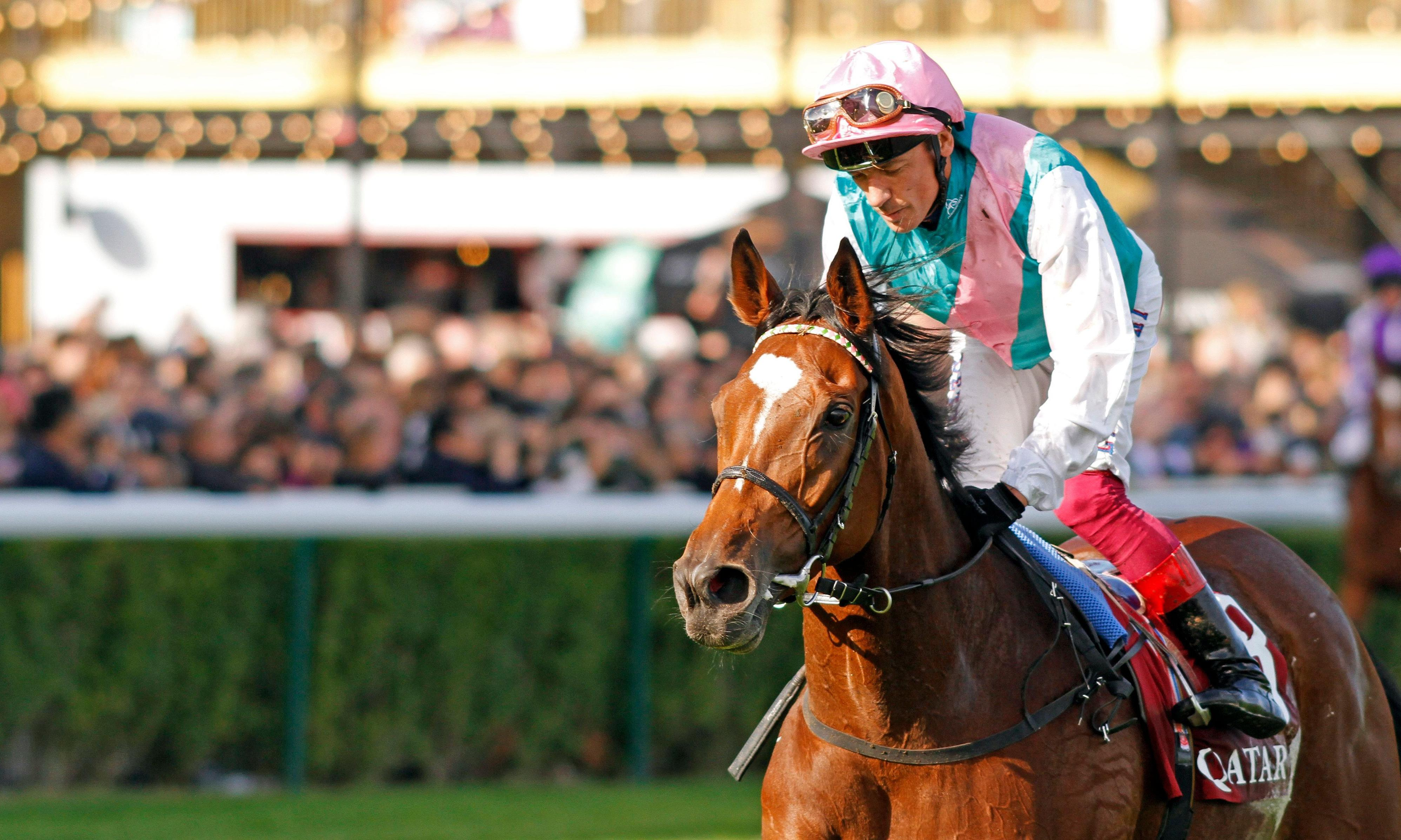 Frankie Dettori 'buzzing' that Enable will race on with 2020 Arc in mind