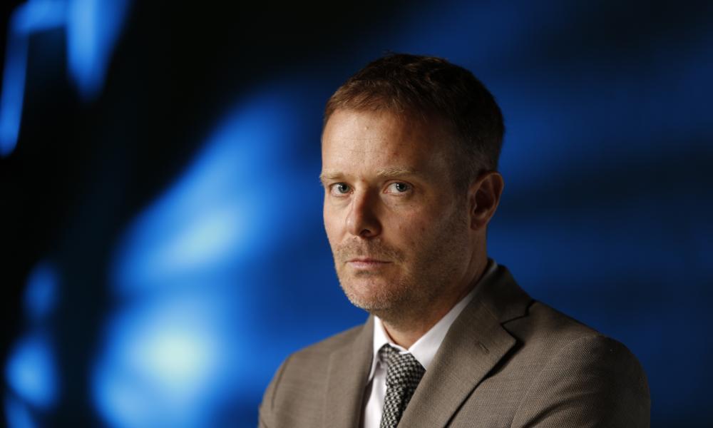 Tom McCarthy: 'boundary-pushing'