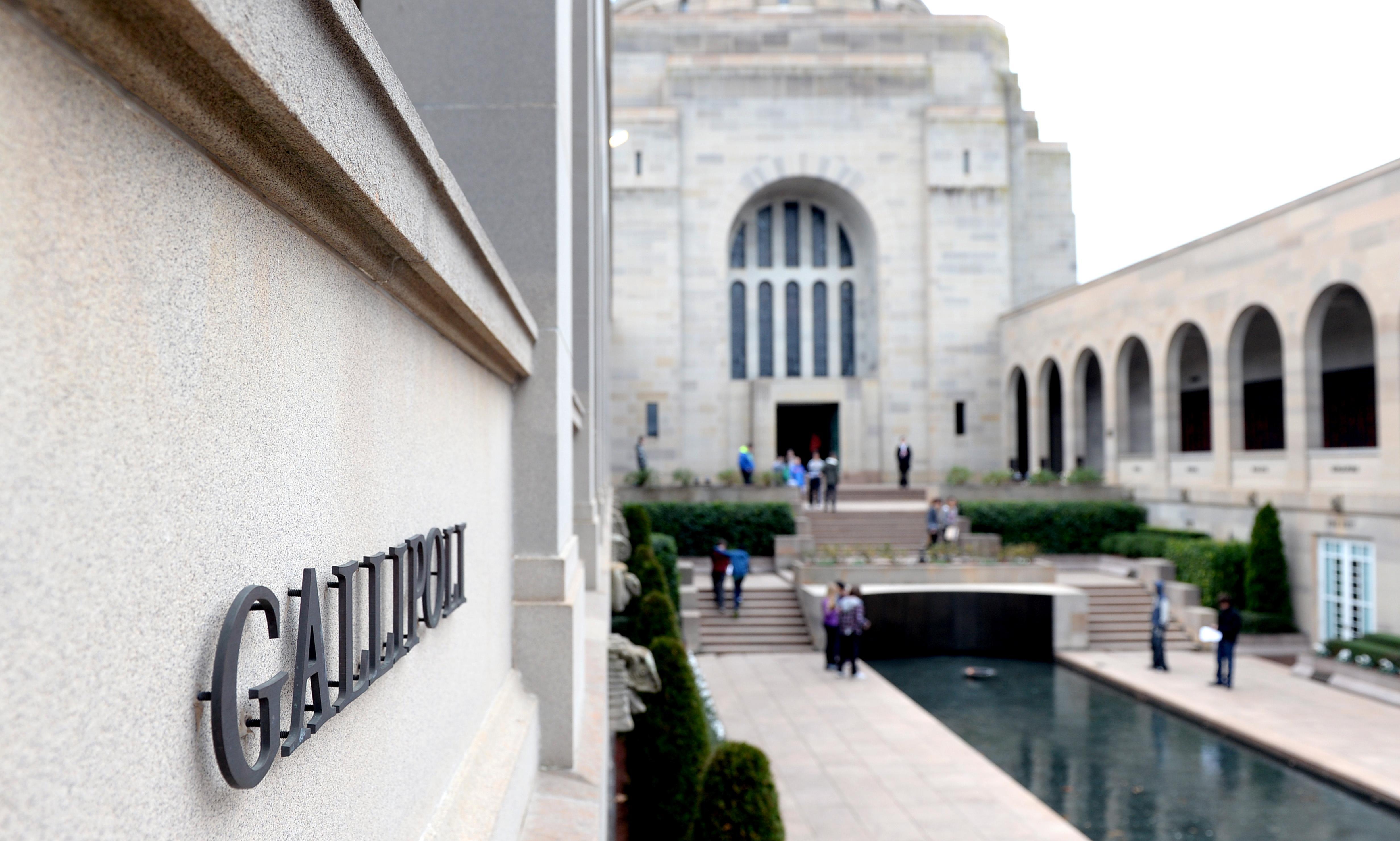 War memorial expansion's opponents say $500m better spent on veterans