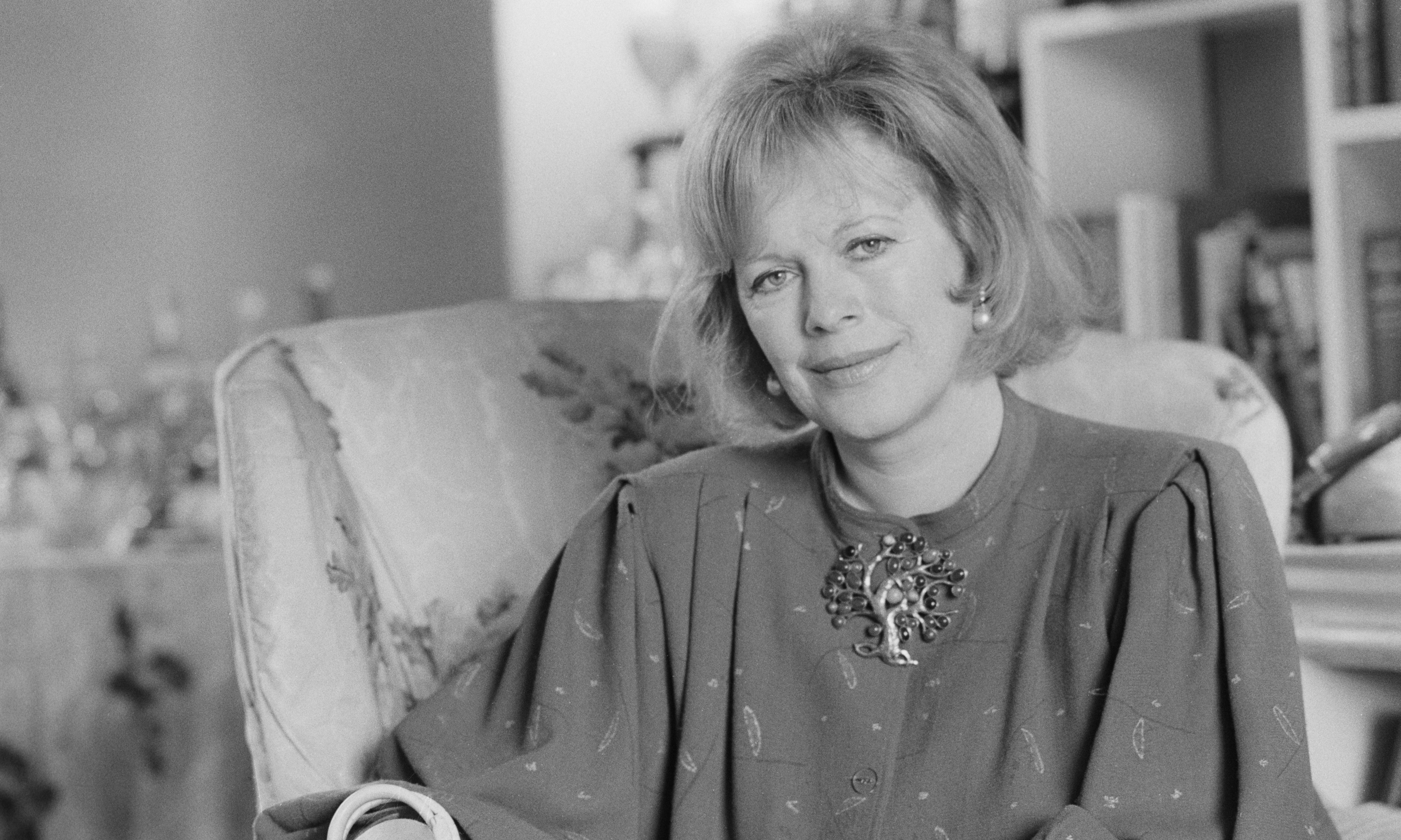 Lady Antonia Fraser: 'I like being a lady' – archive, 18 September 1985