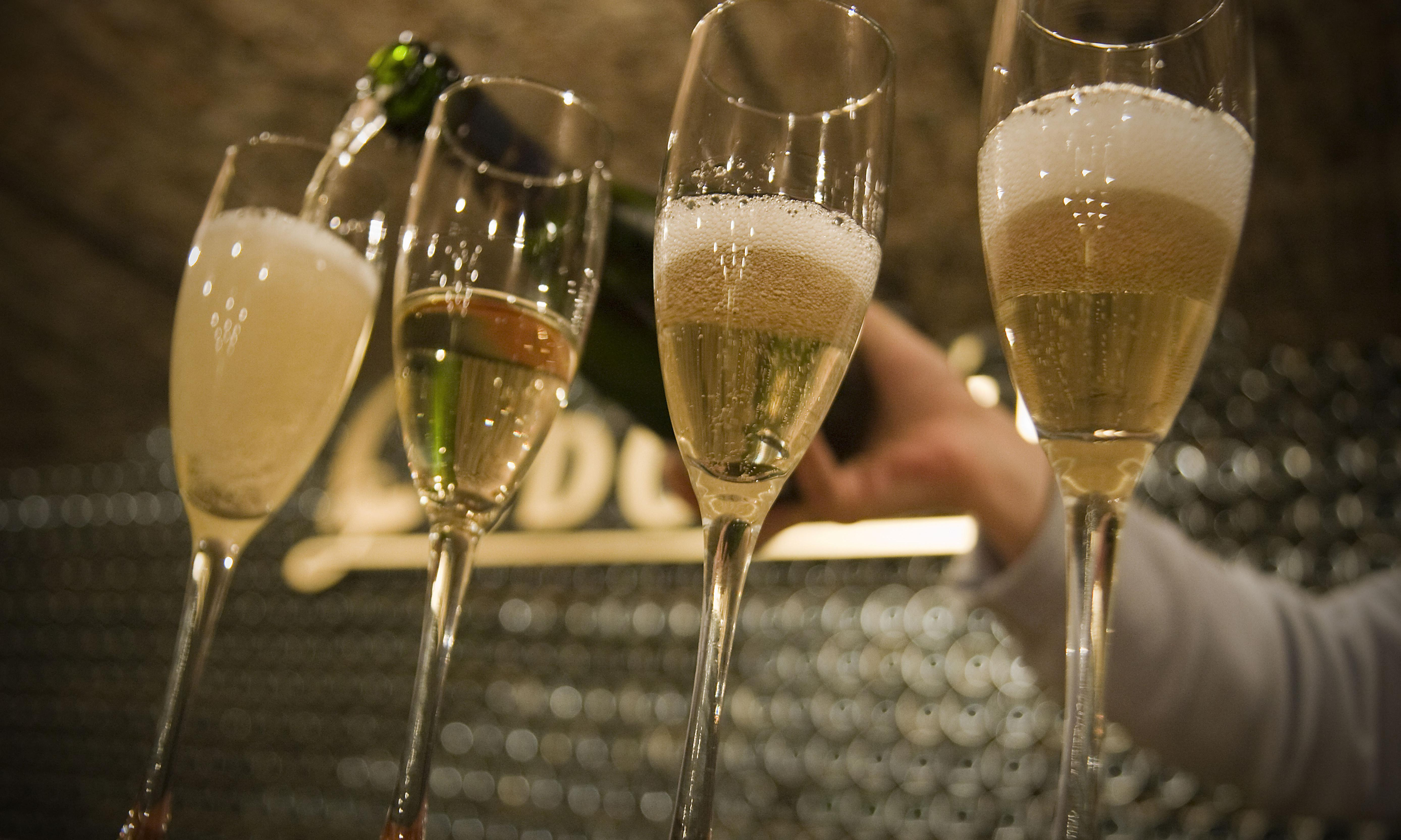Co-op own-brand champagne better than Moët, says Which?