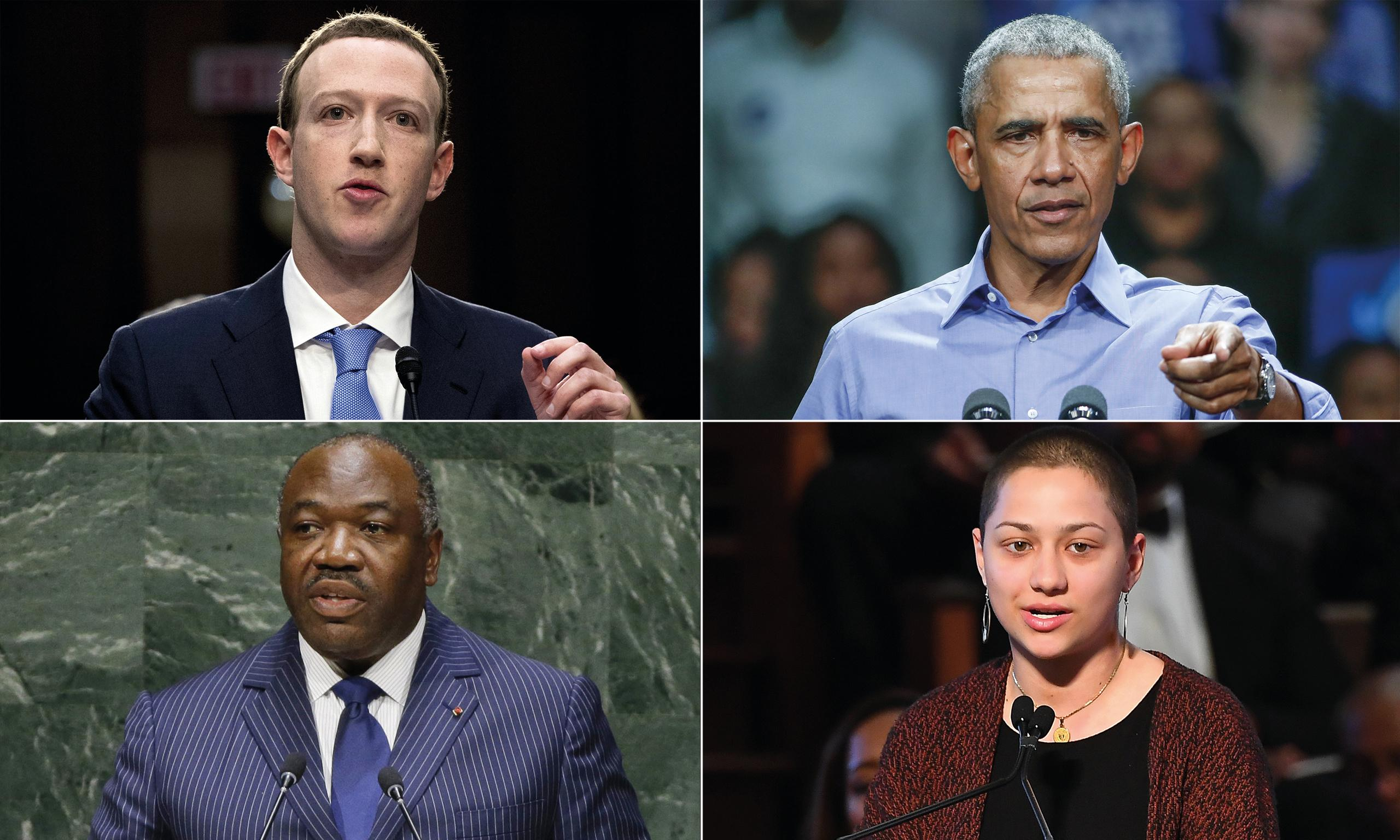 You can't believe a word any of these people is saying – that's the 'deep fake' era for you