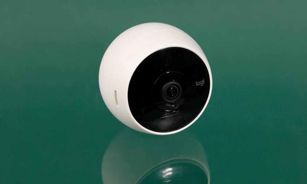 the logitech circle 2 smart camera