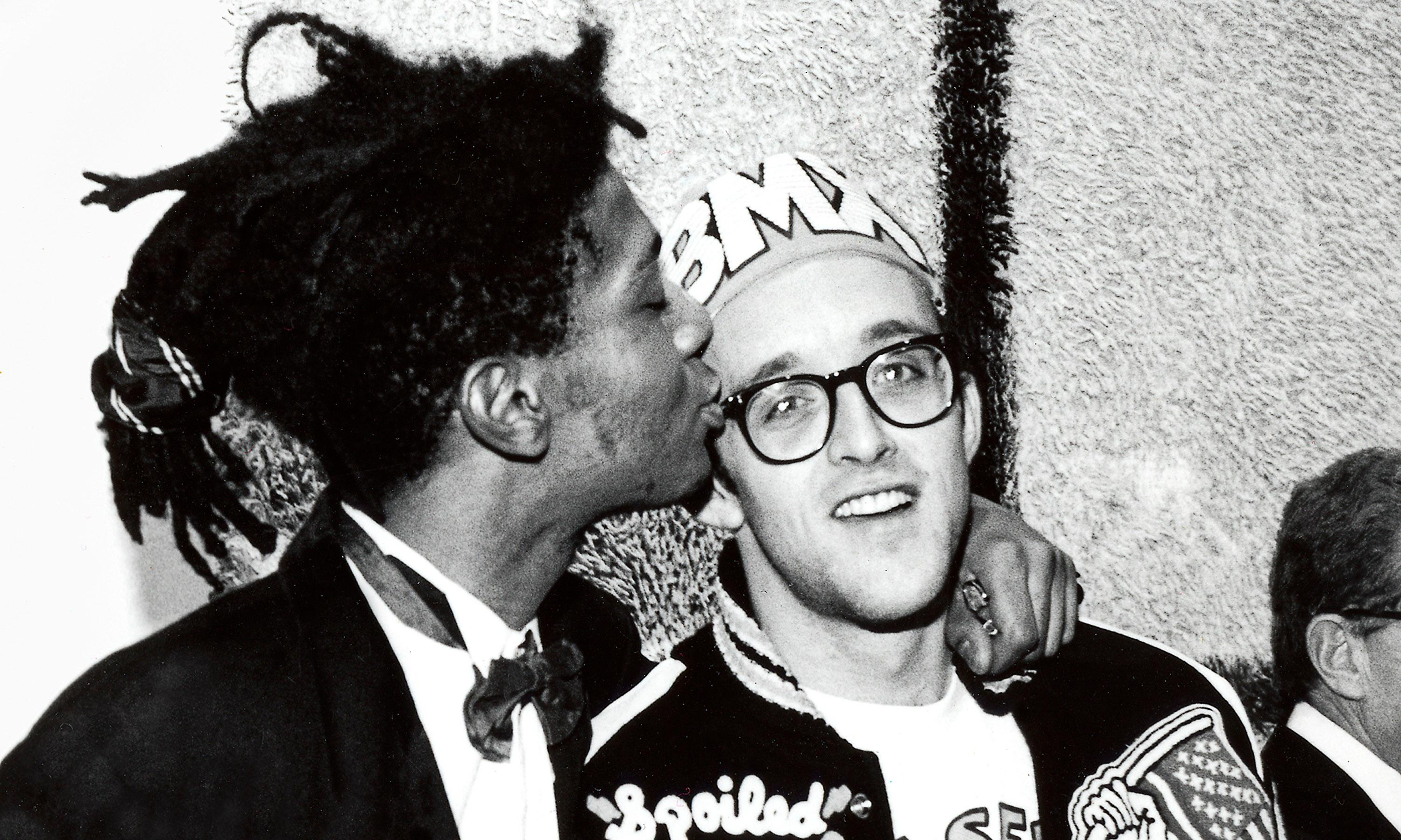 Basquiat and Haring paintings to go on show in blockbuster NGV exhibition