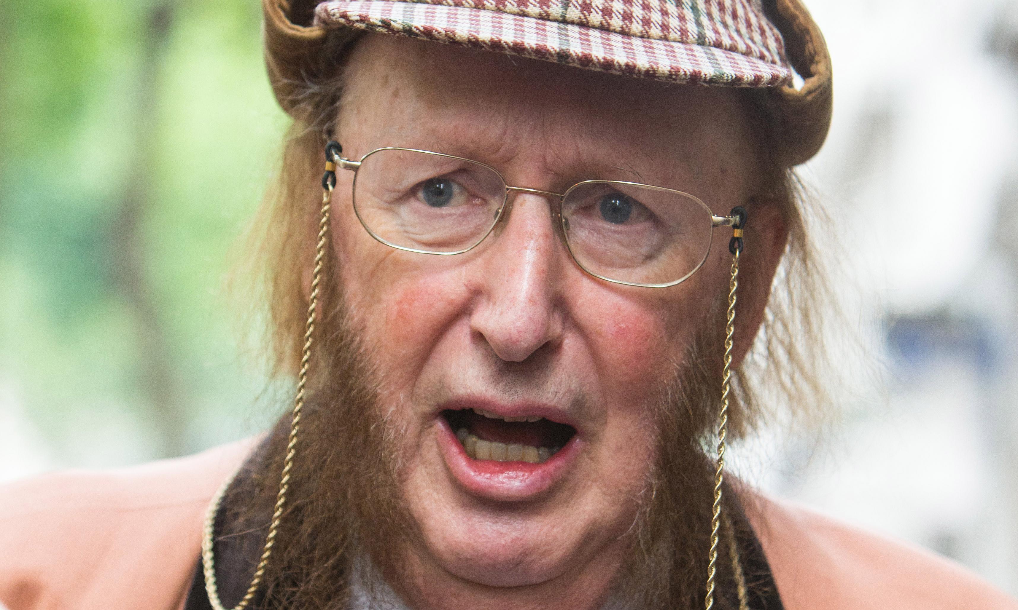 John McCririck: flamboyant horse racing pundit dies aged 79