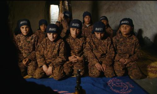 Streaming: Of Fathers and Sons – boot camp for young terrorists