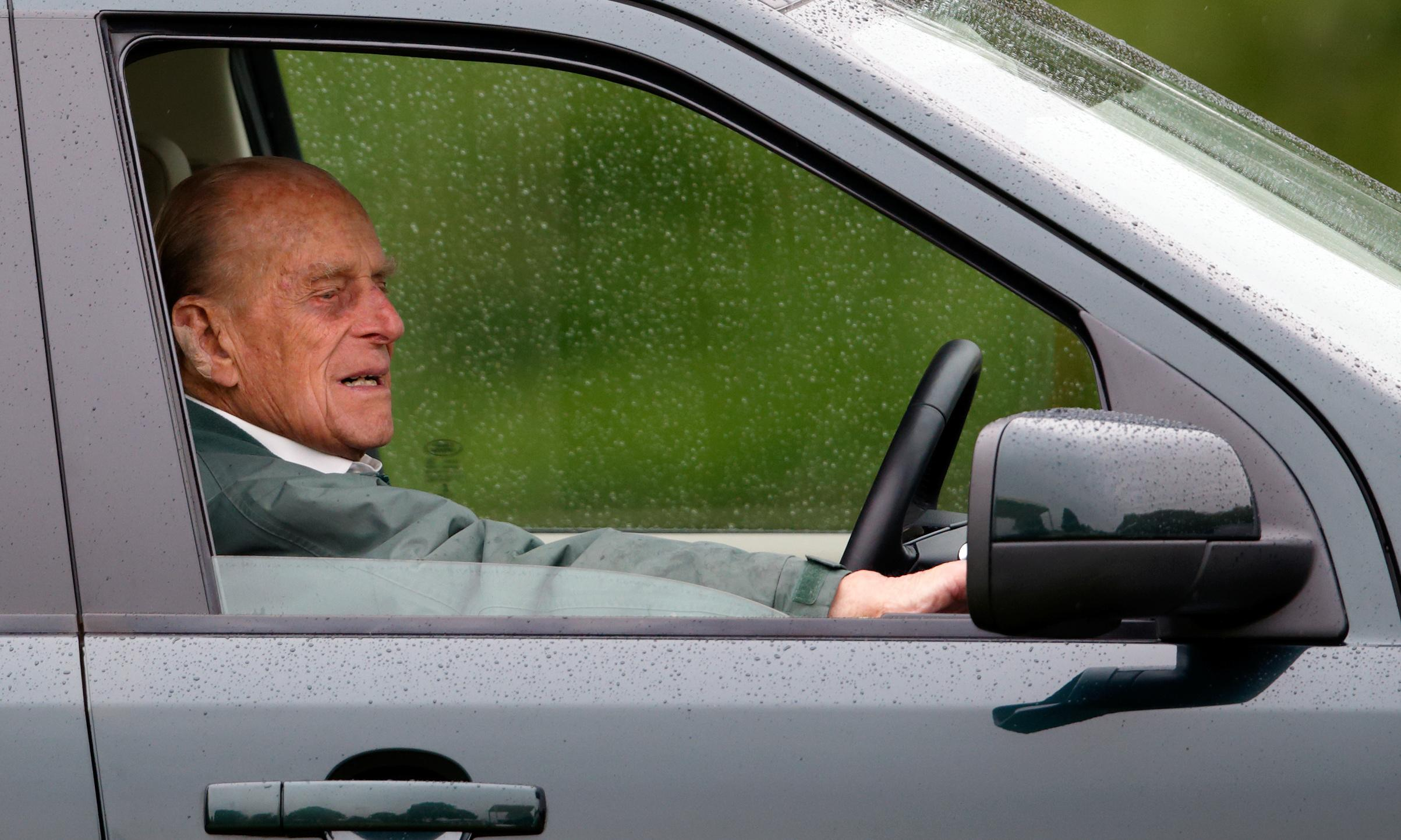 Elderly drivers: when is it time to hand over the car keys?