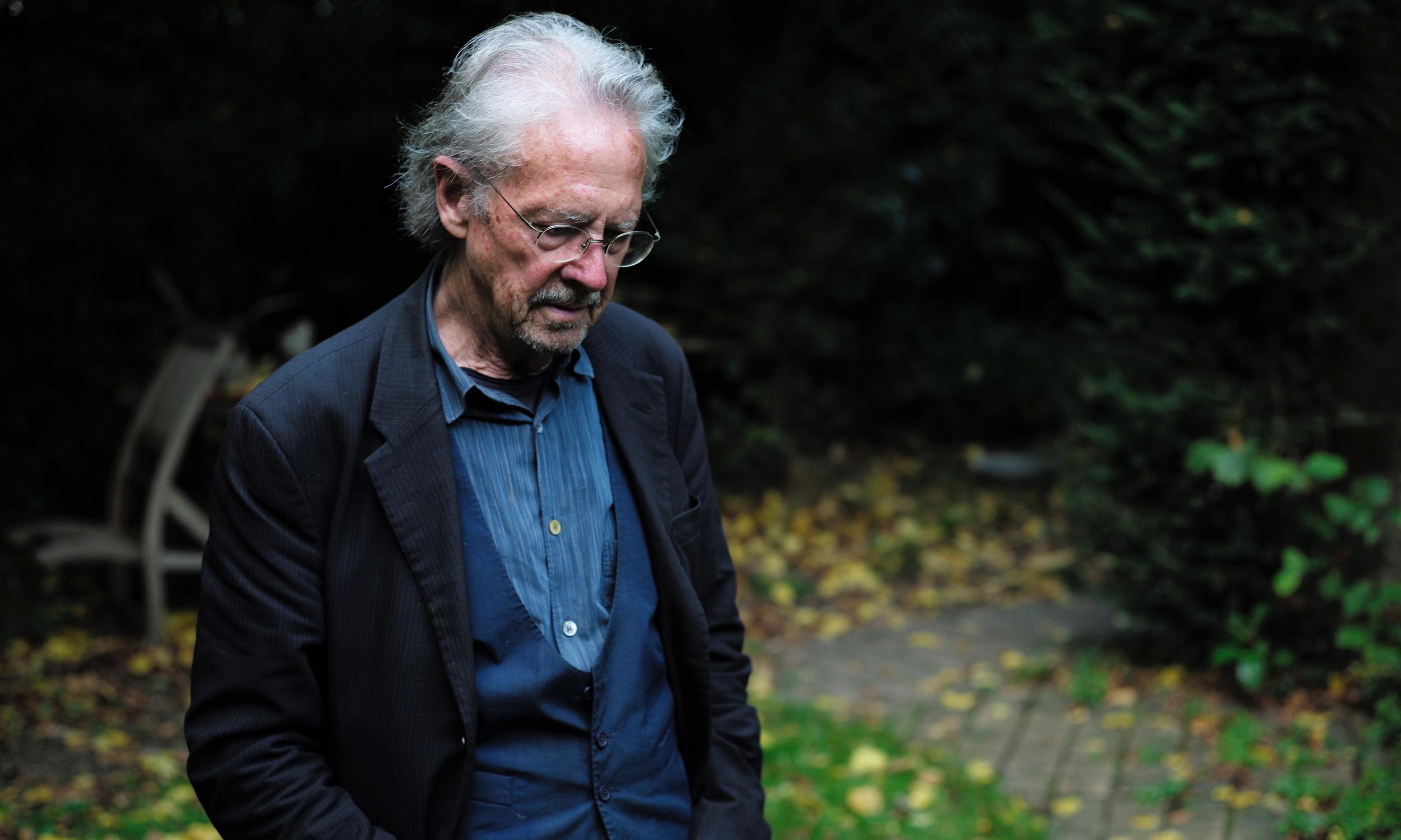 Peter Handke's Nobel prize that dishonours the victims of genocide