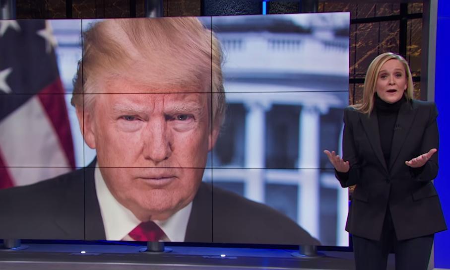 Samantha Bee: Trump's 'key demographic is world's worst white people'
