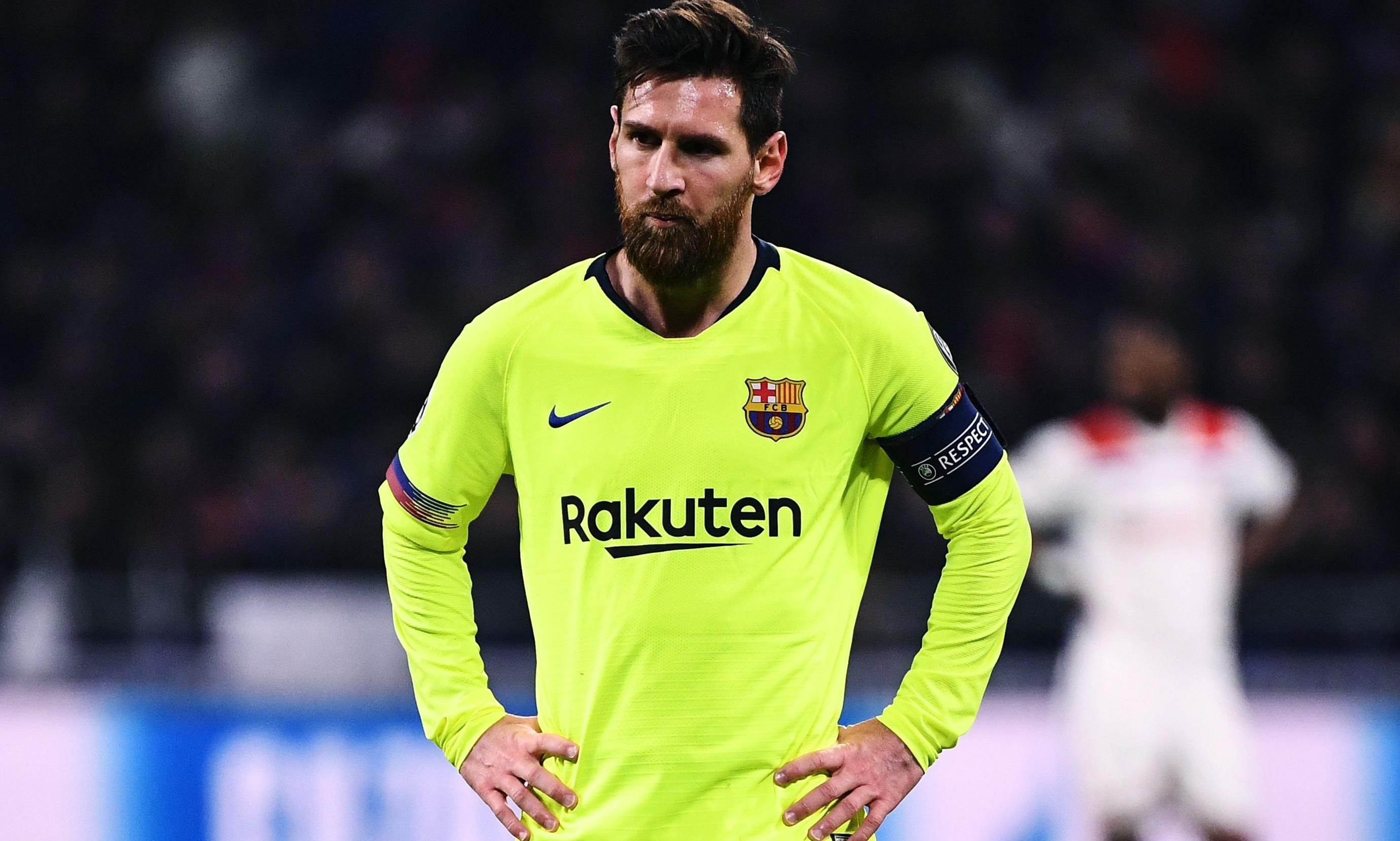 Barcelona held in Champions League at Lyon after failing to take chances