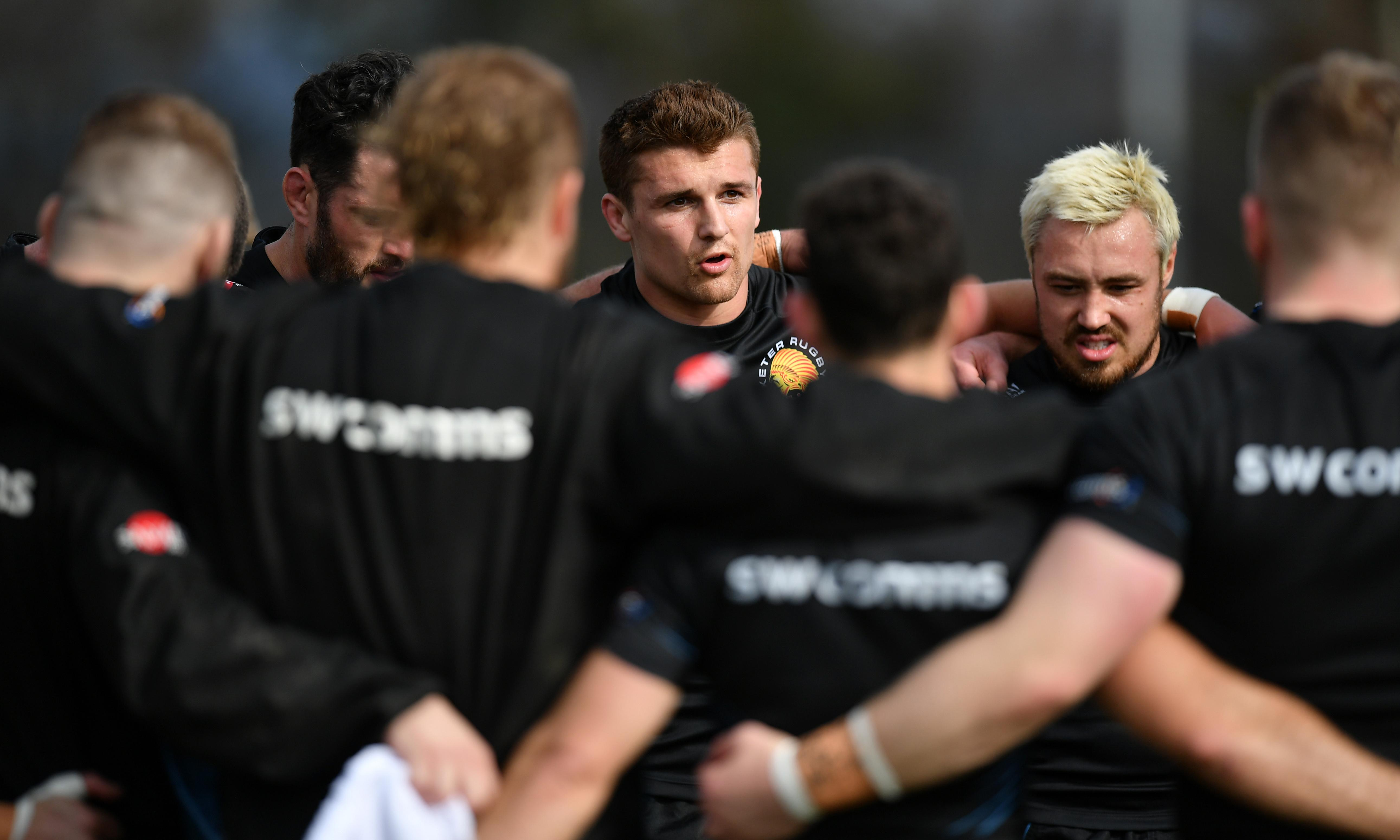 Going from the Six Nations back to club rugby can be frustrating