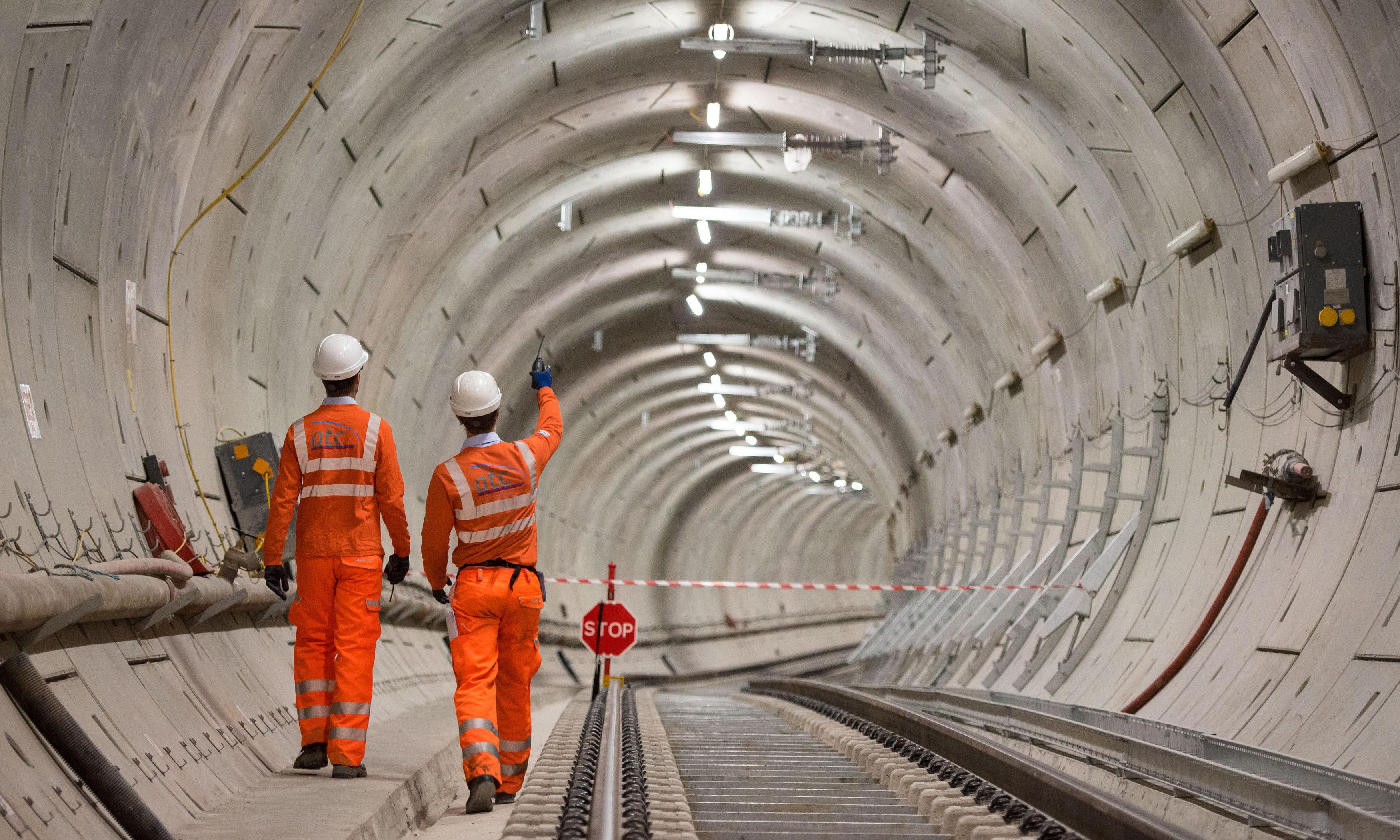 Crossrail boss steps down after project delays