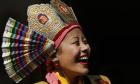 Photo highlights of the day: Tibetan new year and Korean protests