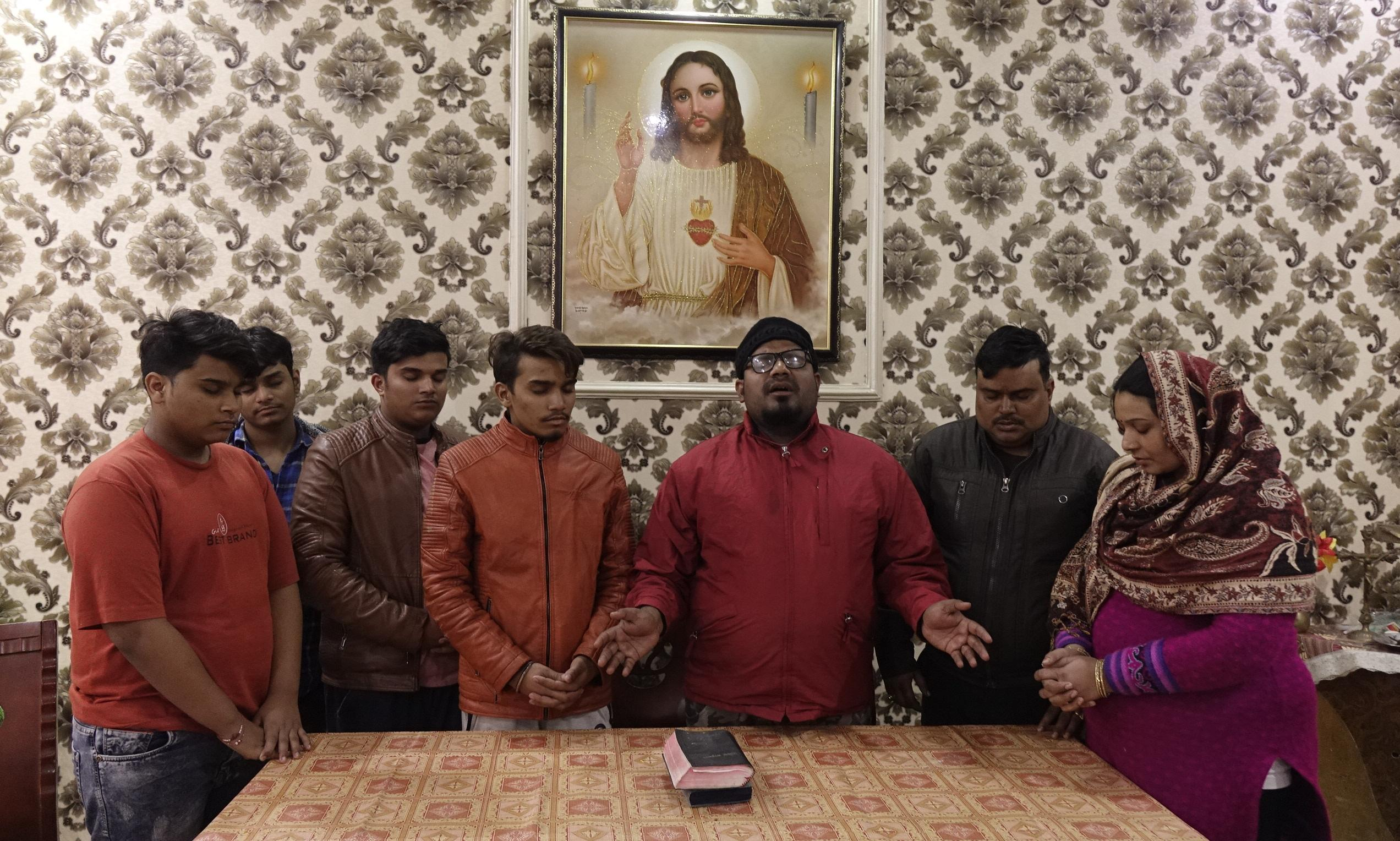 Christmas violence and arrests shake Indian Christians