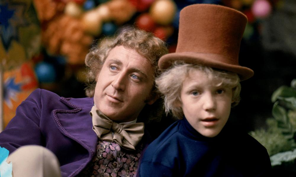 A handout image shows Gene Wilder as Willy Wonka and Peter Ostrum as Charlie Bucket in the 1971 film 'Willy Wonka & the Chocolate Factory.'Actor Gene Wilder as Willy Wonka and Peter Ostrum as Charlie Bucket in the 1971 film 'Willy Wonka & the Chocolate Factory.' are seen in this undated handout image obtained by Reuters on June 23, 2021. Warner Bros./Handout via REUTERS THIS IMAGE HAS BEEN SUPPLIED BY A THIRD PARTY. MANDATORY CREDIT. NO RESALES. NO ARCHIVES
