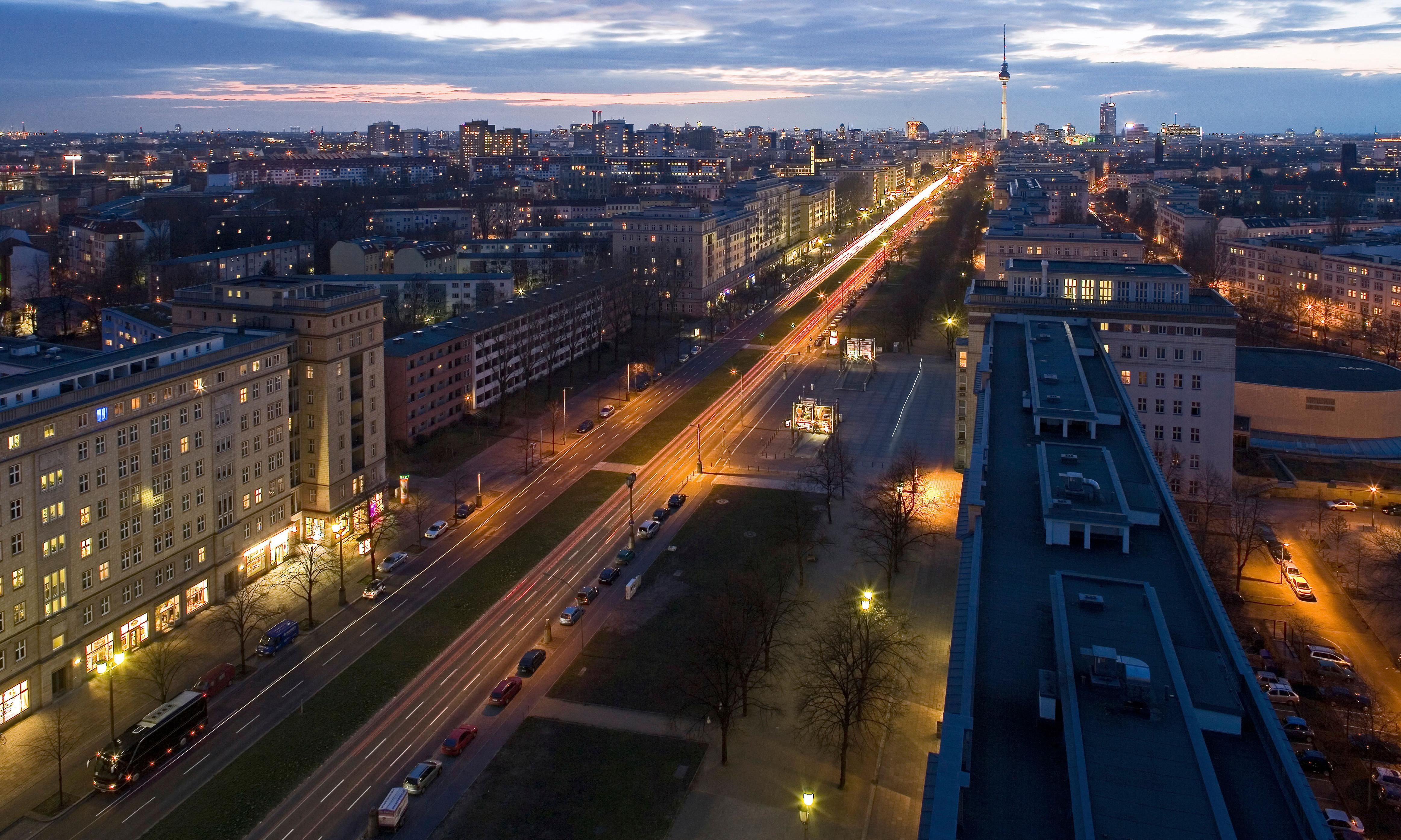 Berlin buys 670 flats on Karl-Marx-Allee from private owner