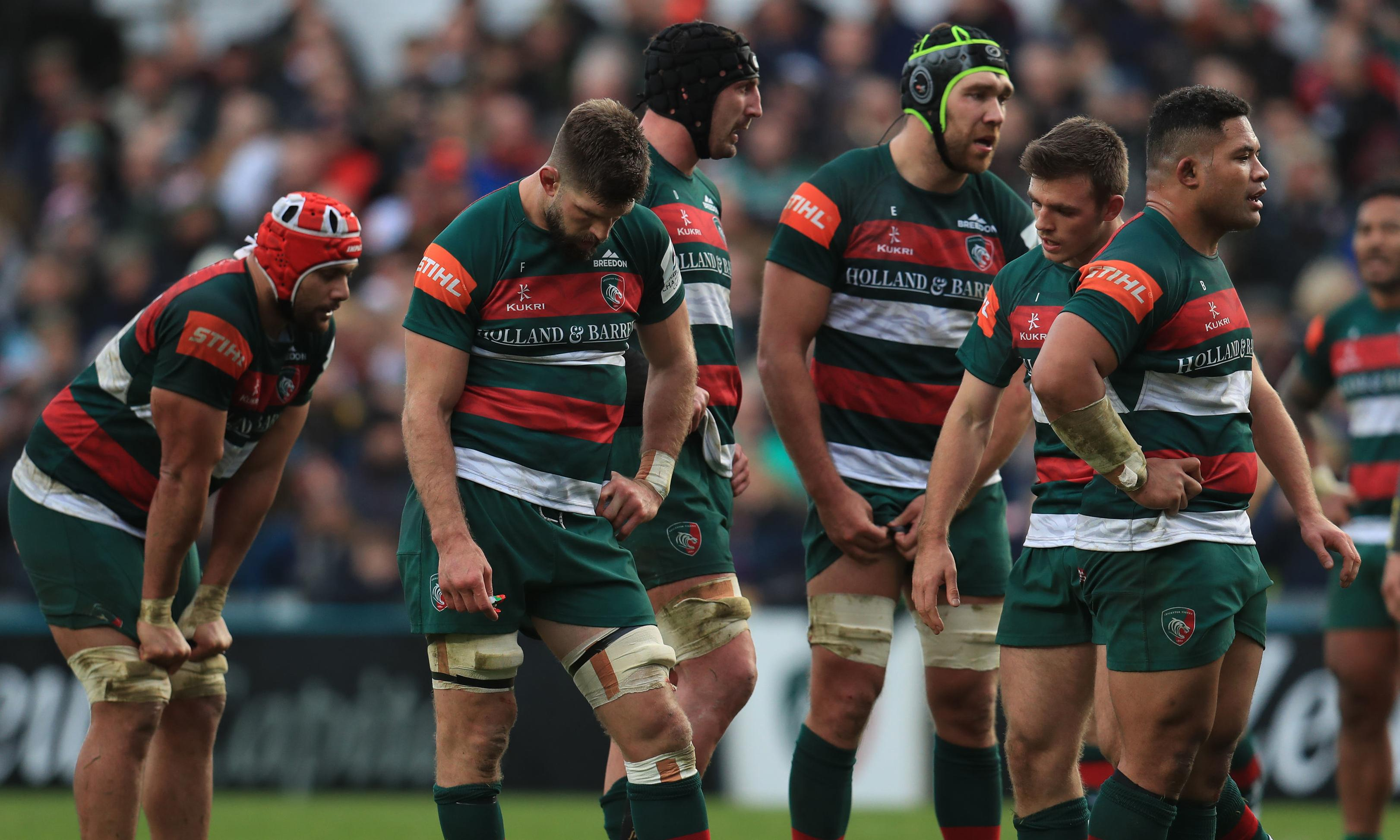 Leicester Tigers put up for sale in wake of CVC's Premiership investment